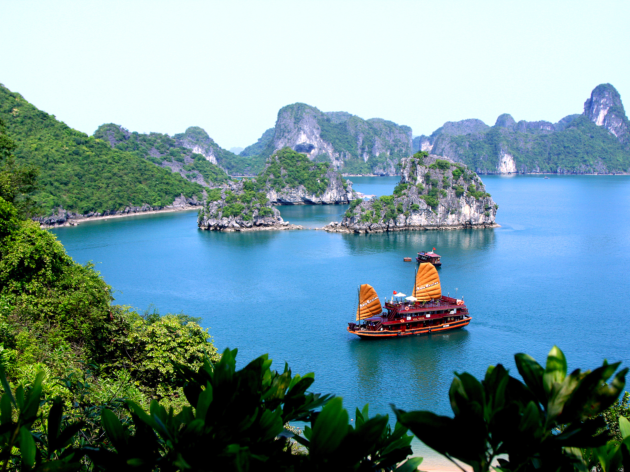 a comparison of the cultural landscapes of vietnam and thailand