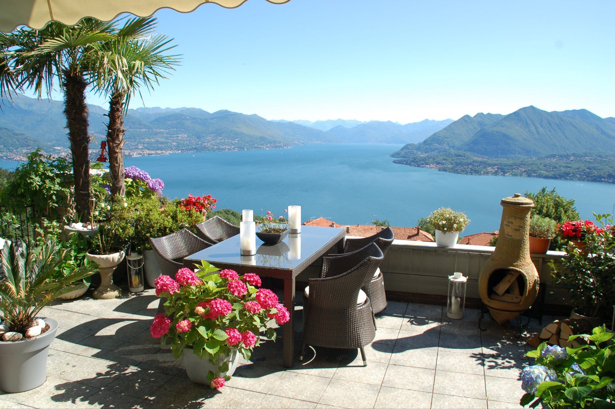 Купить дом с видом на озеро за границей