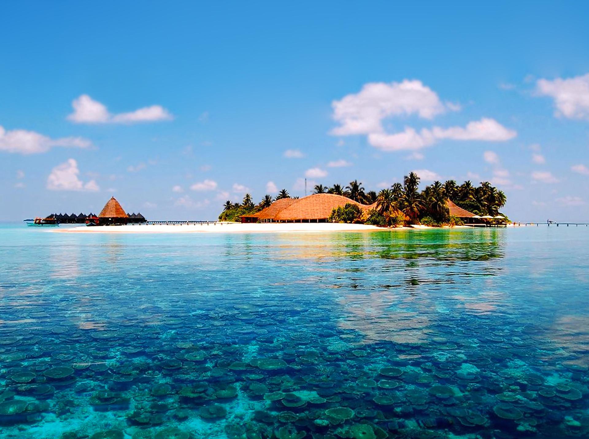 Vabbinfaru Island, Maldives  № 1471576 загрузить