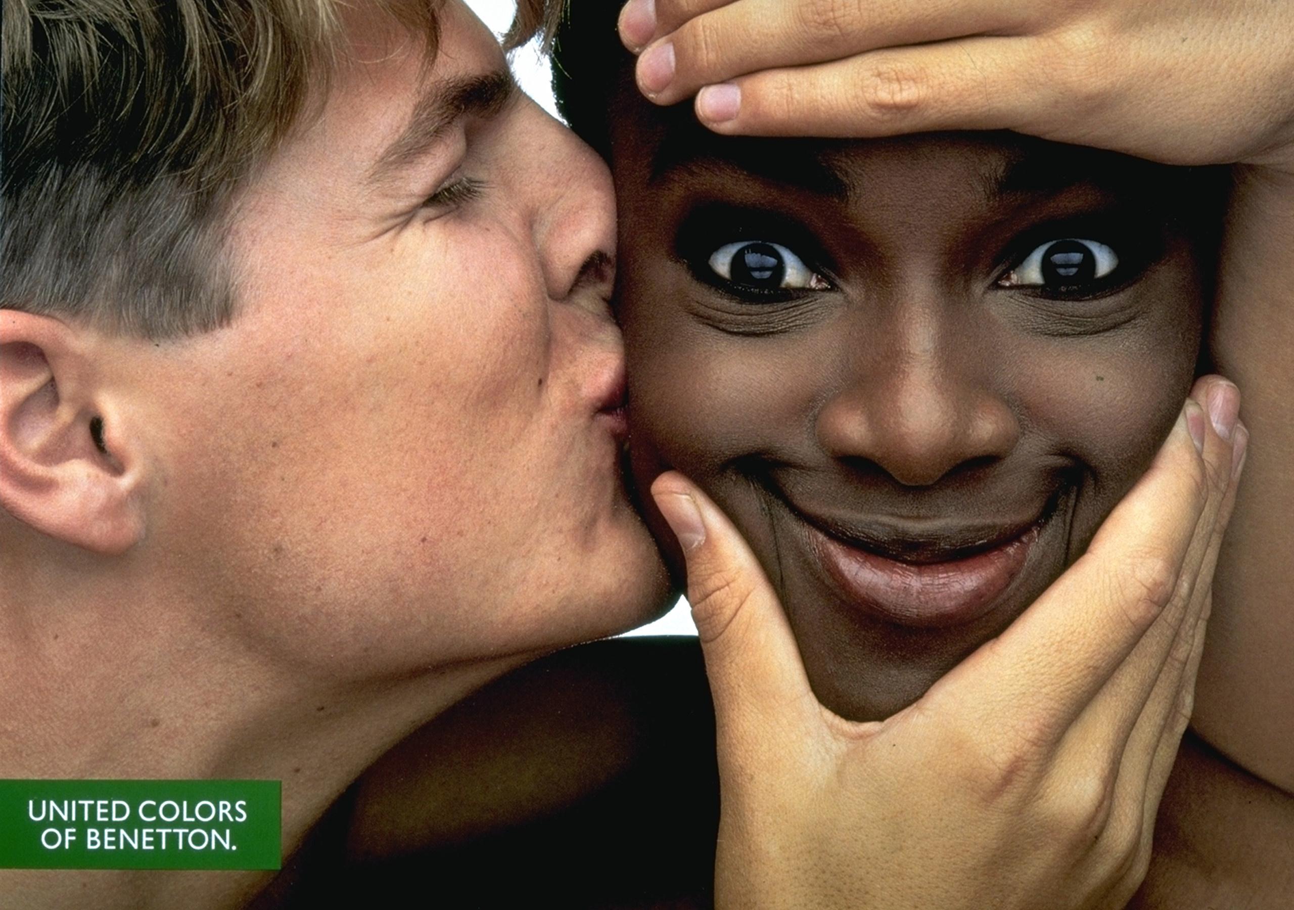 Черная девушка и белый парень #7