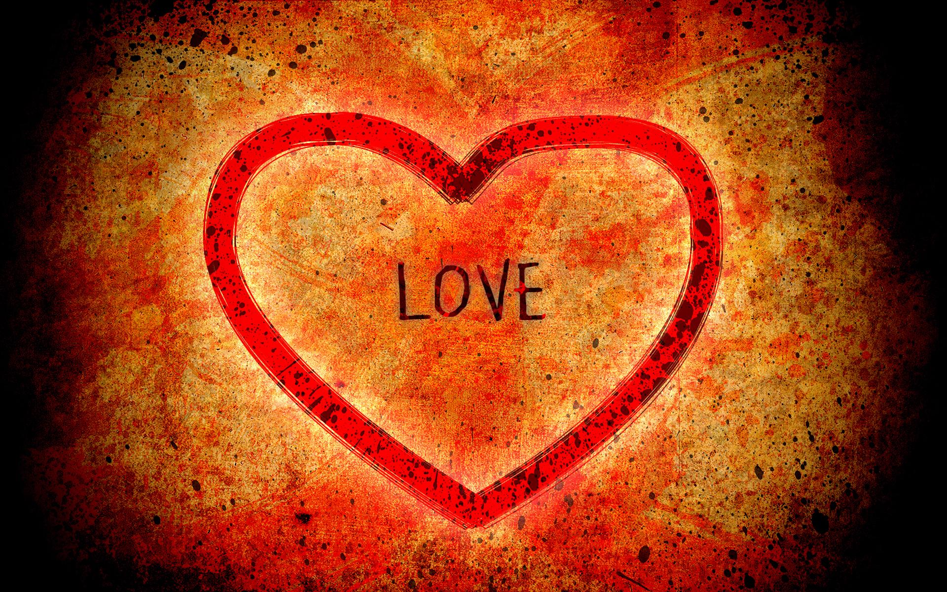 сердце фон бесплатно