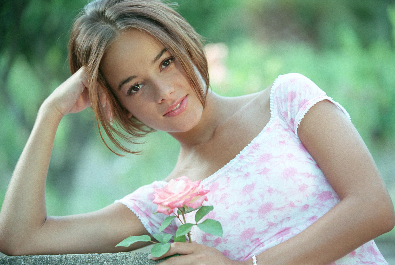 Фото Красивых Девушек Девственниц