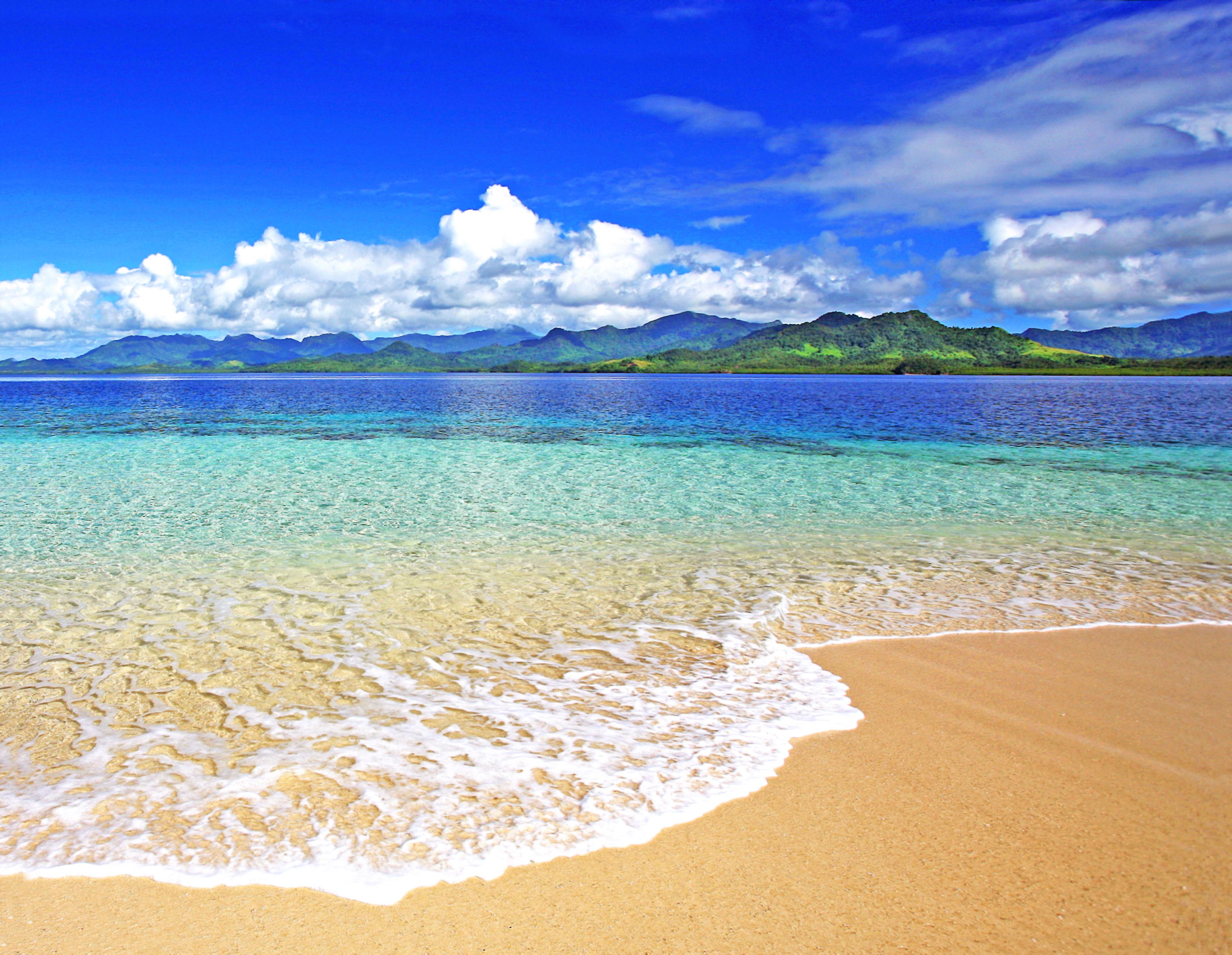 красивые фото моря и пляжа тому