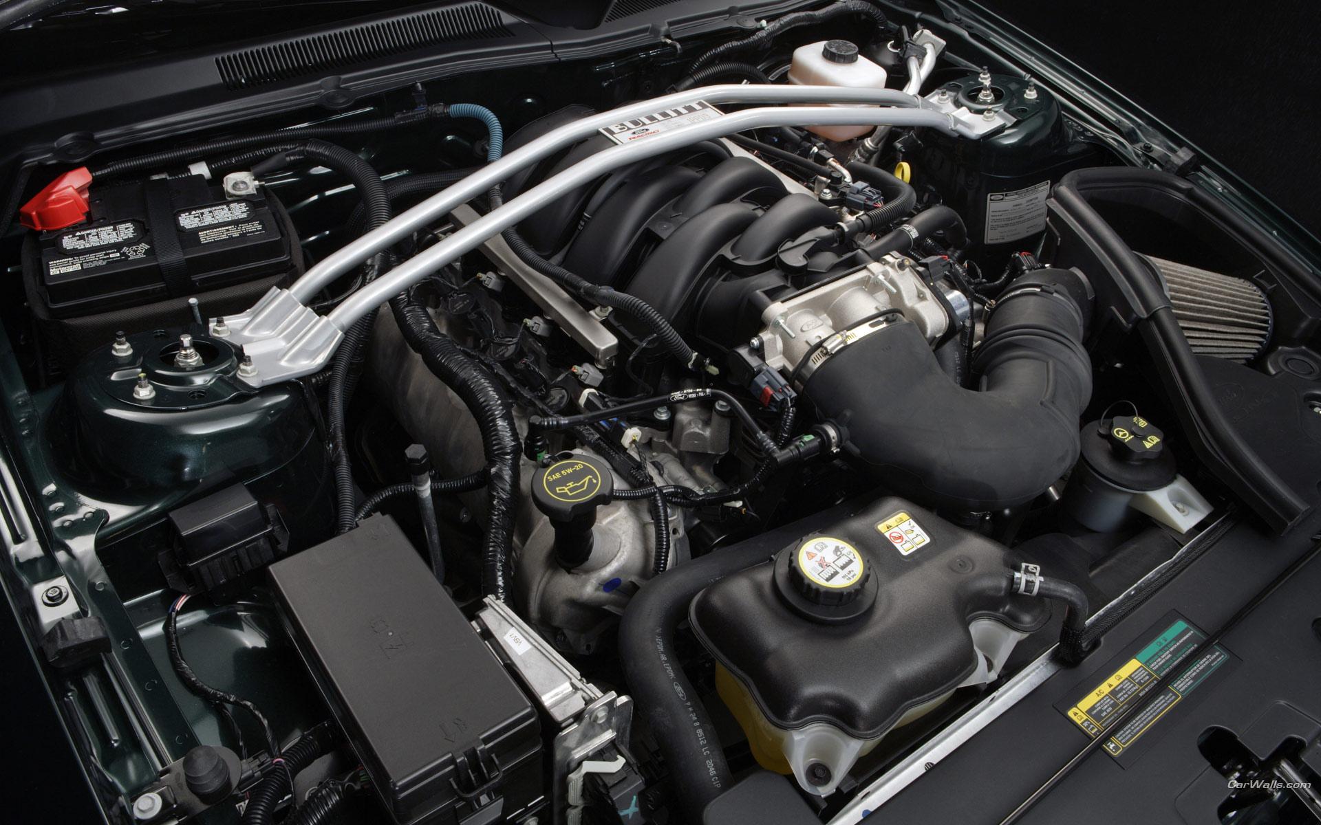 Двигатели автомобили форд