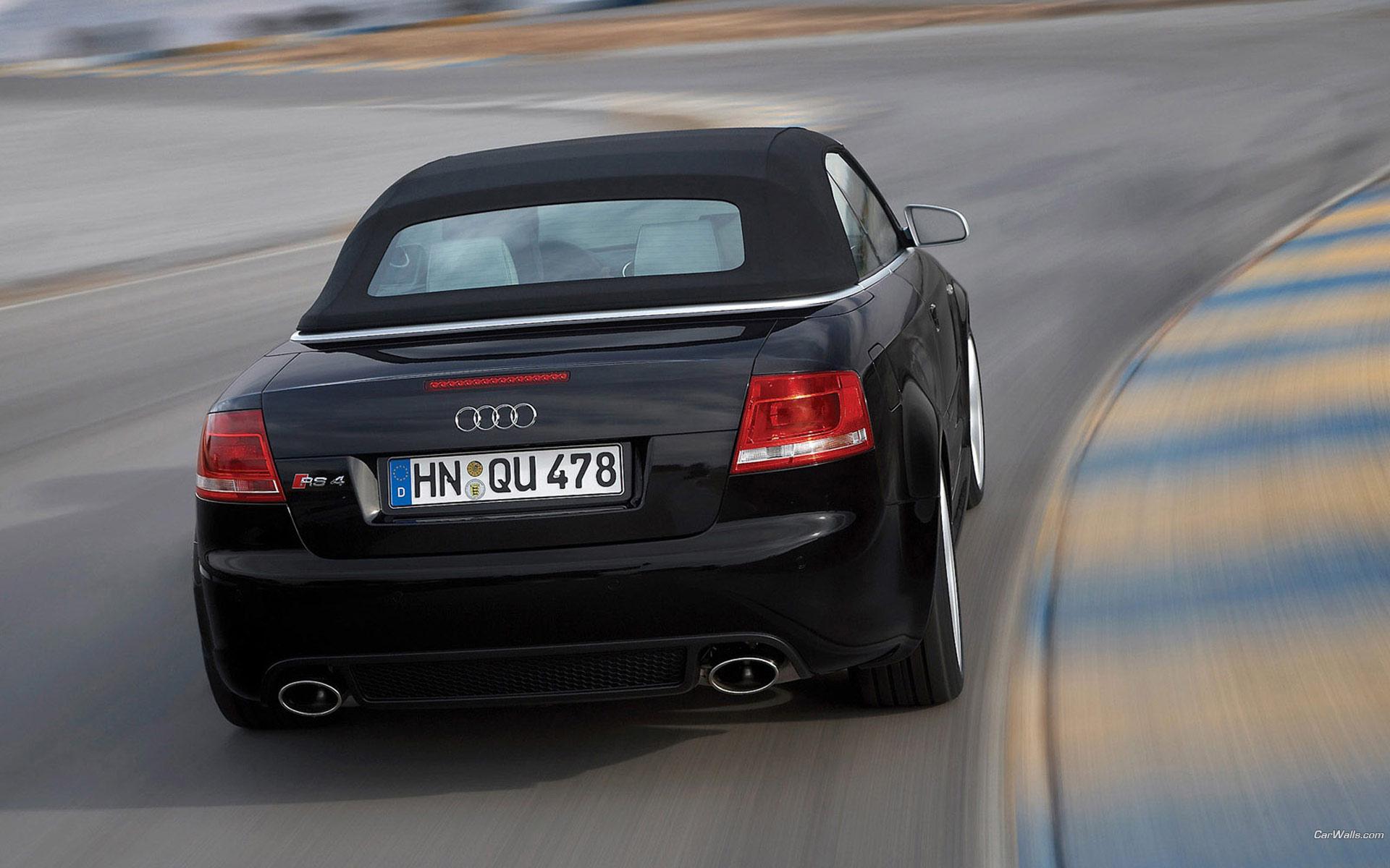 Audi RS4 без смс