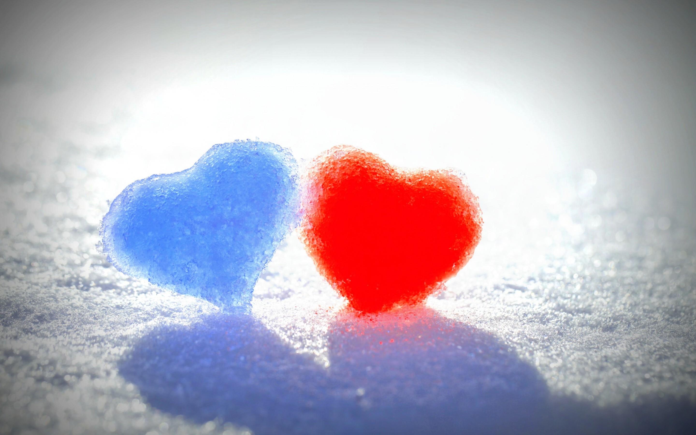 Два ледяных сердца  № 3490258 загрузить