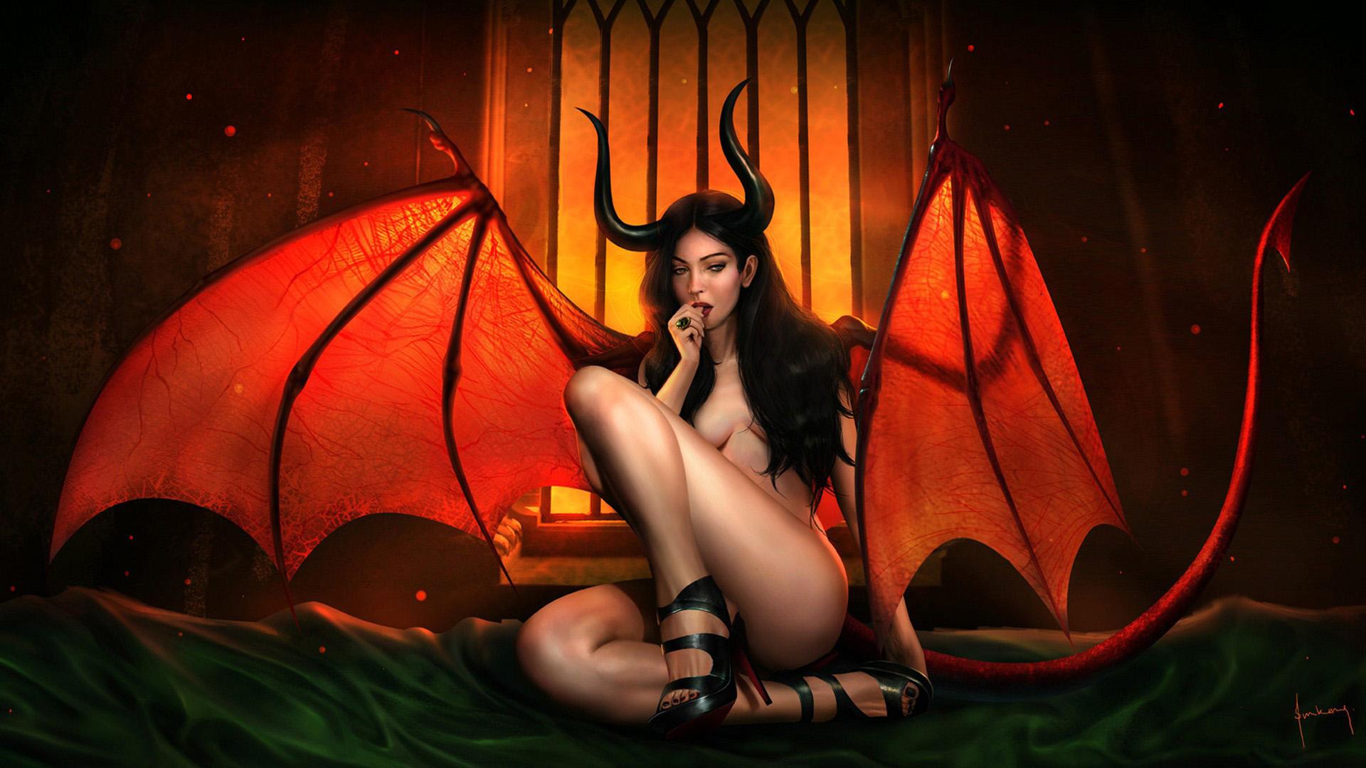 Sexy she devil