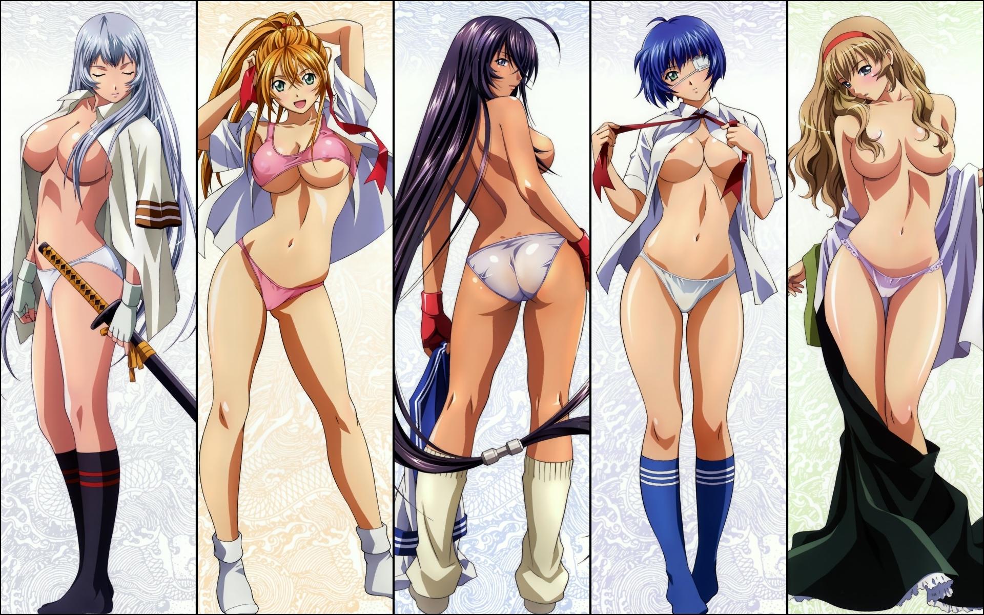 Секси девушки из игры 5 фотография