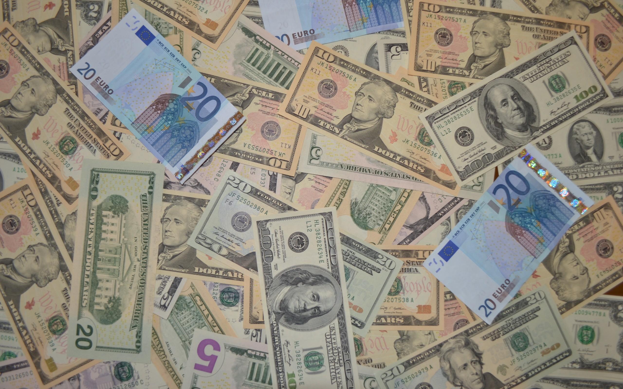 доллары без смс