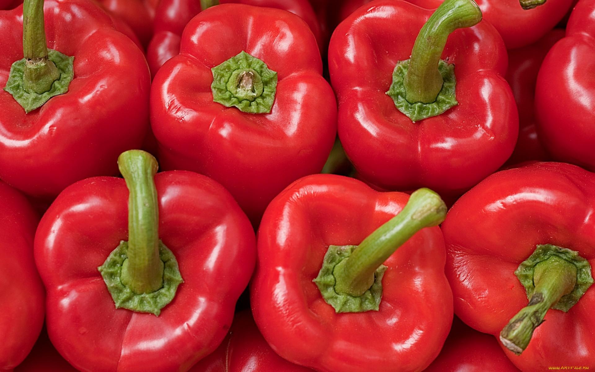 Перец зеленый желтый красный  № 2931233 без смс