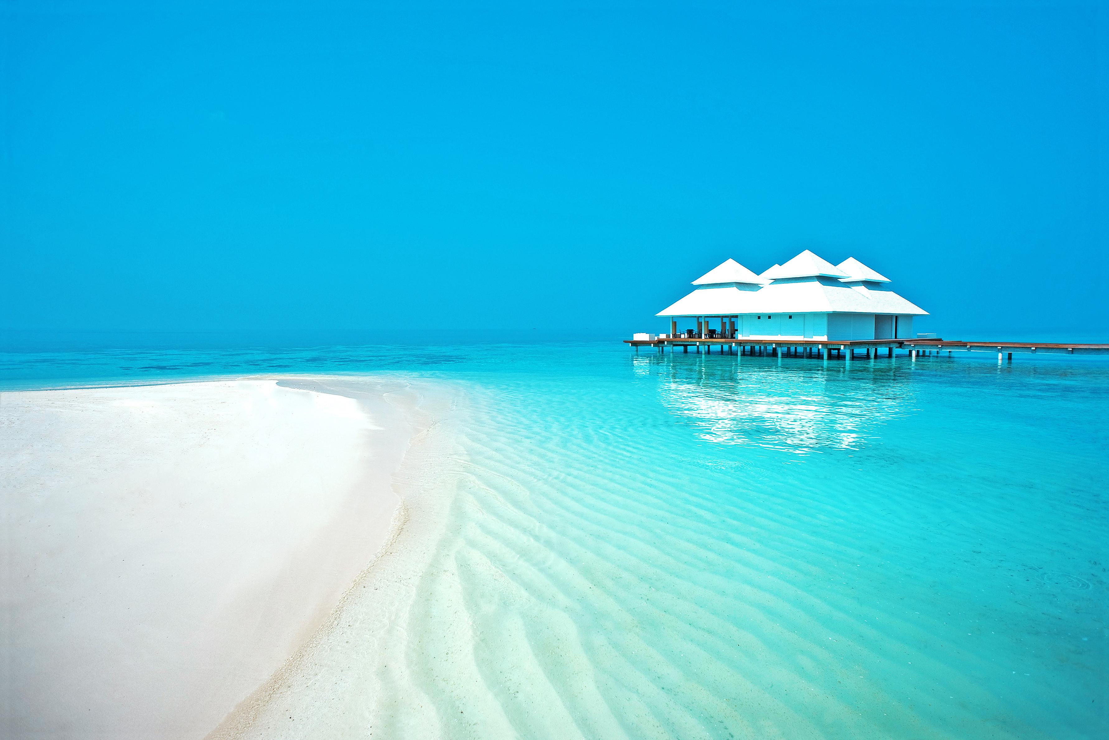 Море пляж для обои рабочего стола