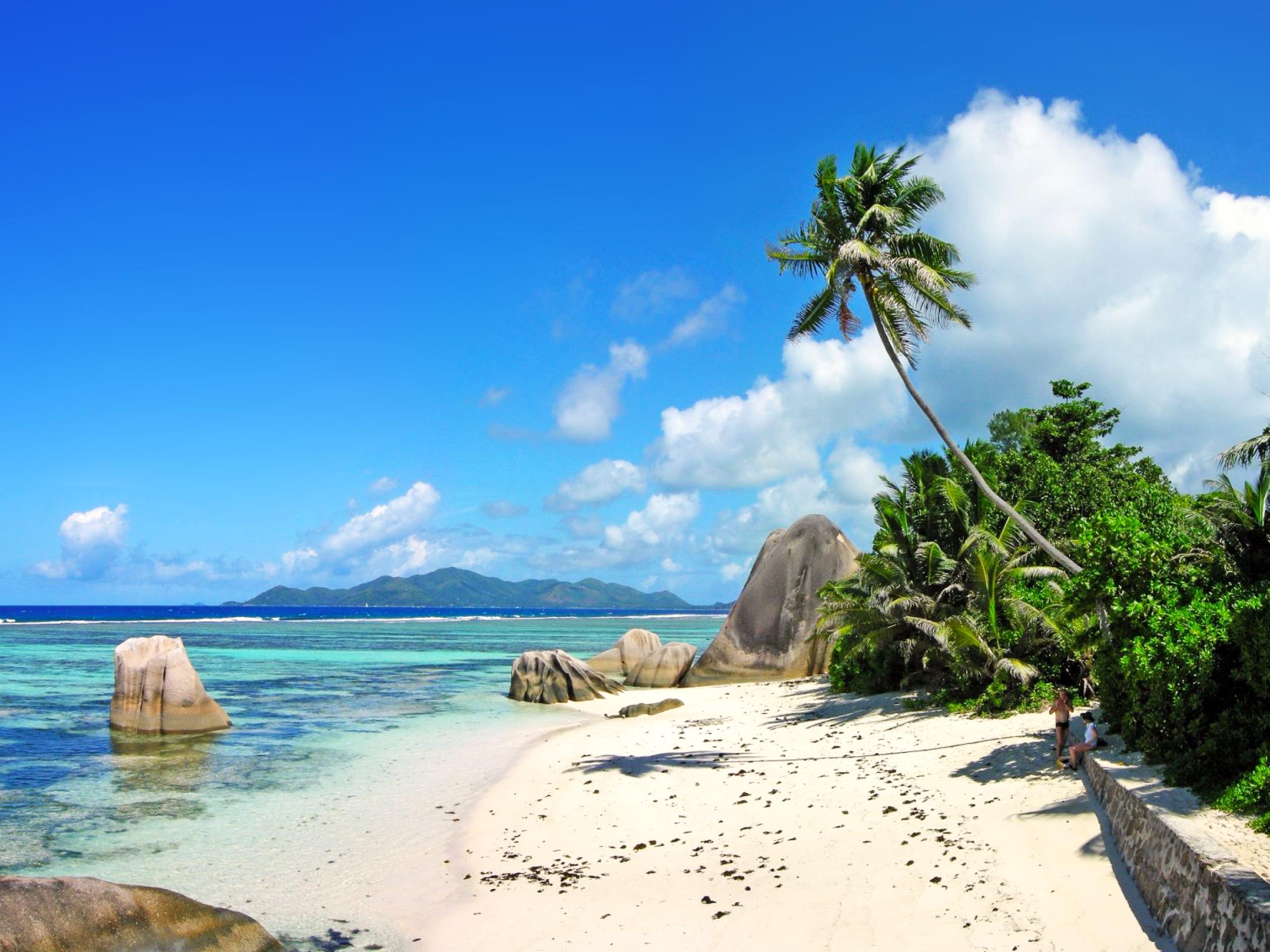 La Digue Islands, Seychelles бесплатно