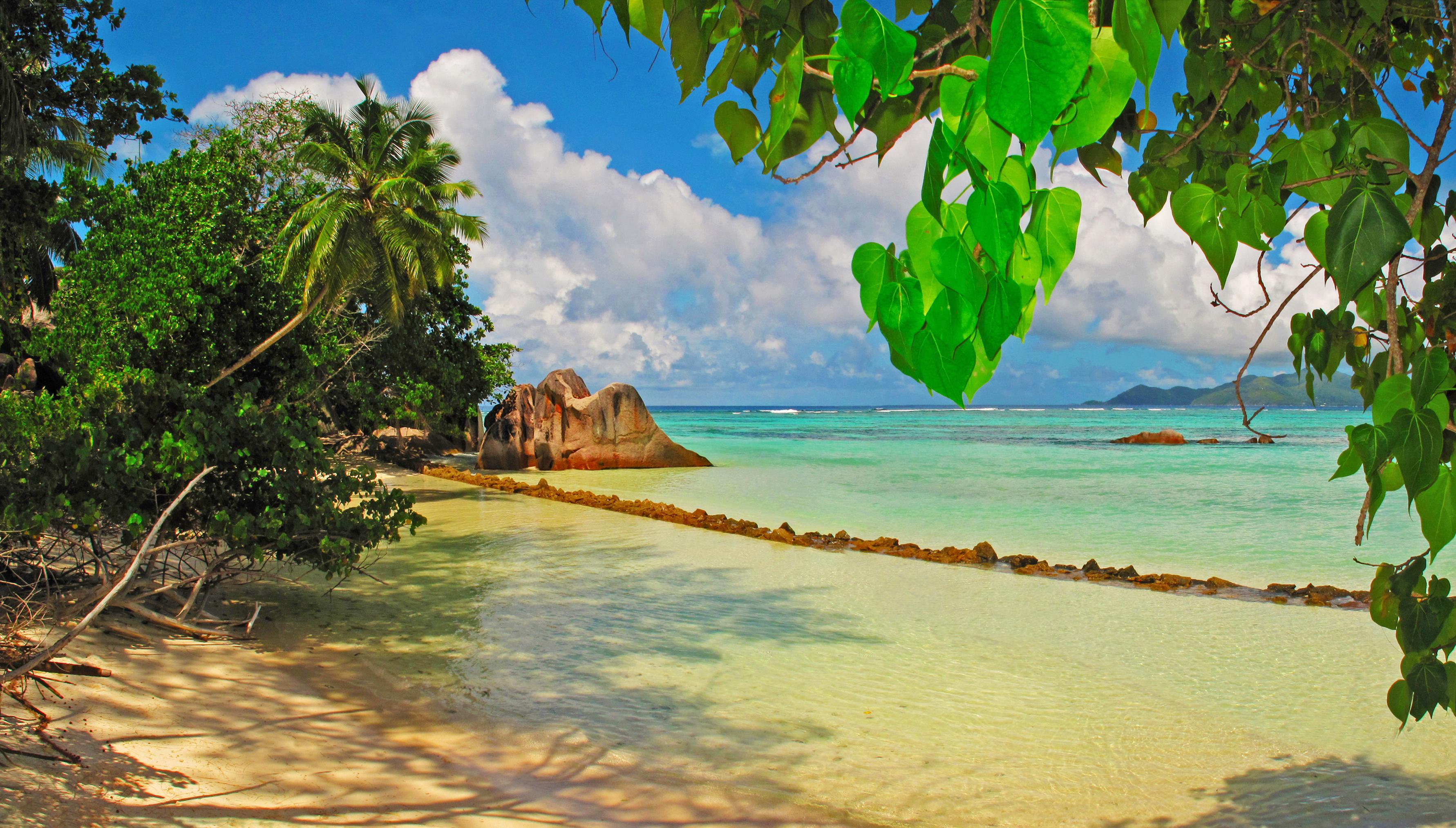 сейшелы фото пляж