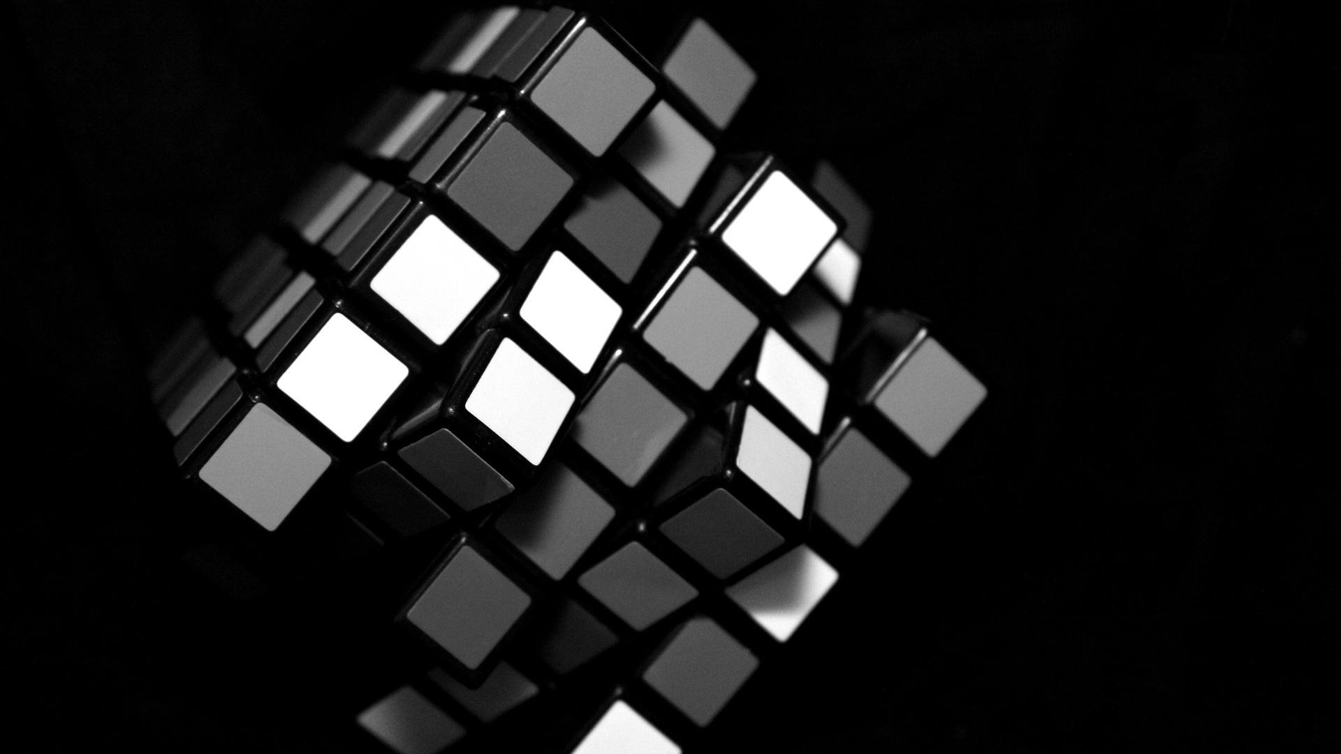 практиковать картинки черные белые кубик рубик рыбки