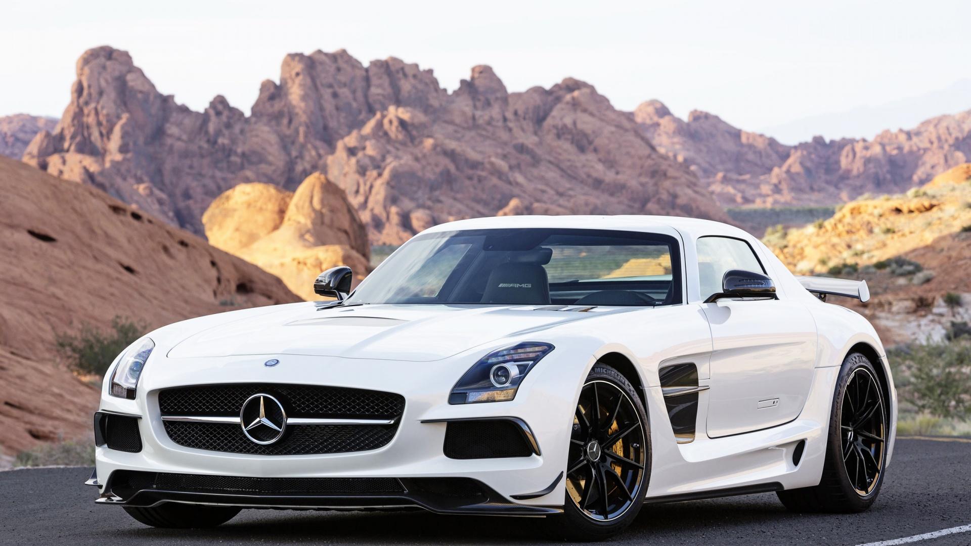 спортивный автомобиль Prior Design Mercedes-Benz sports car смотреть