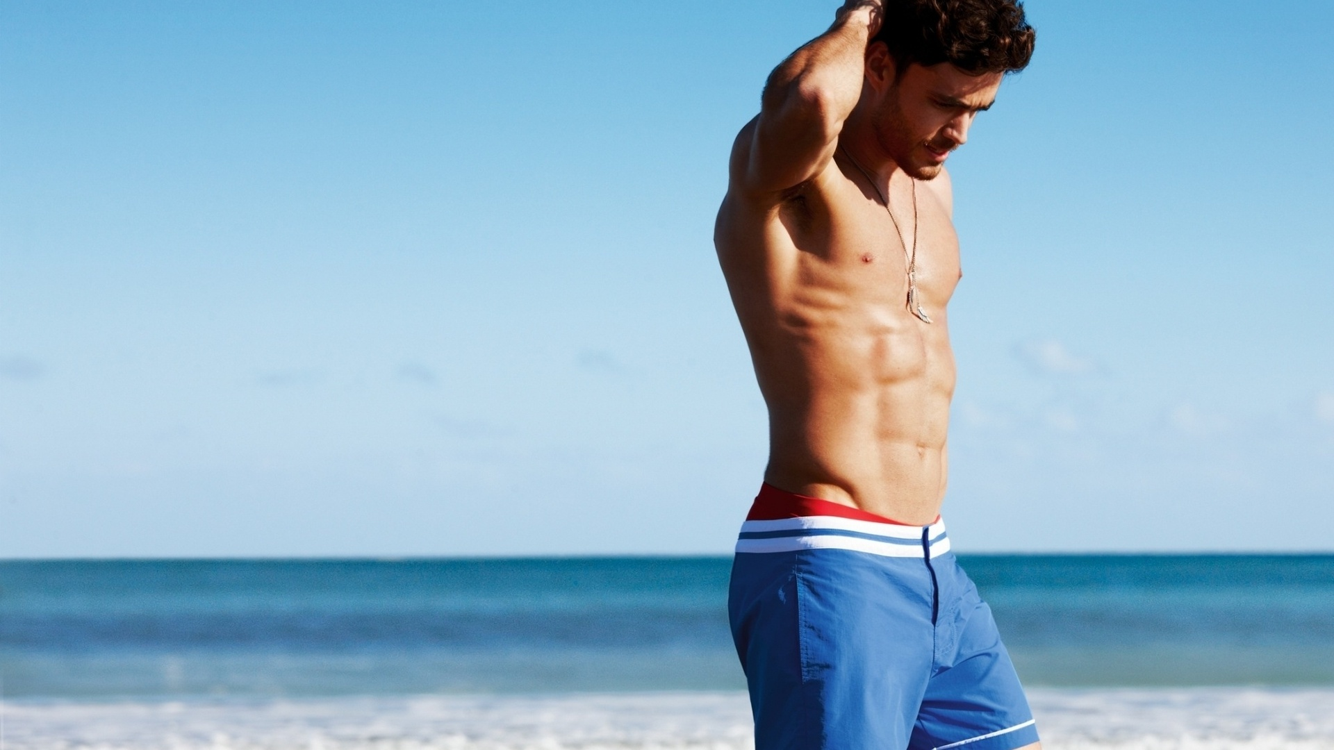 Мужик на пляже картинки