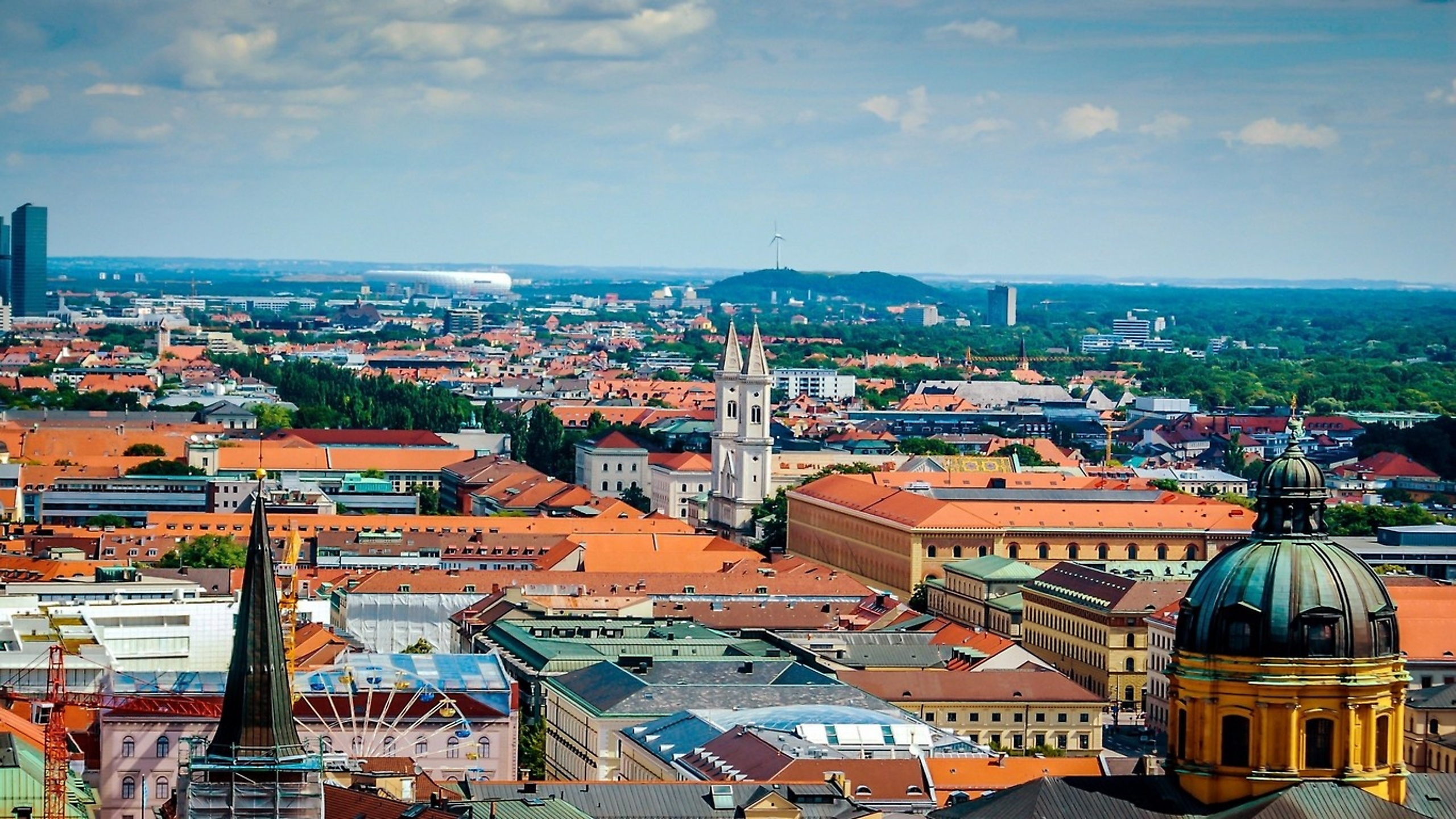 мюнхен город фотографии этих пород