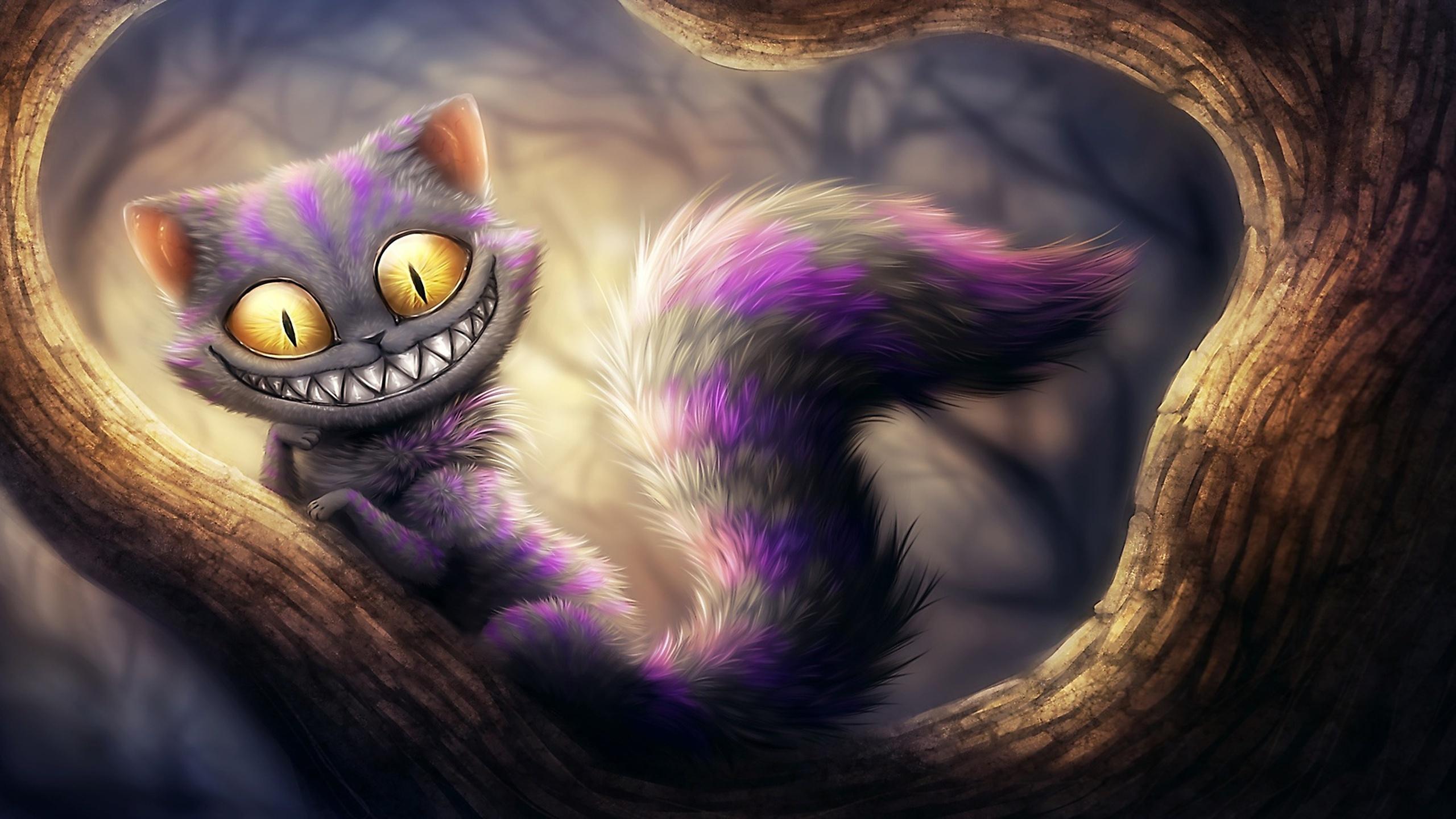 Смешной анекдот, картинки с чеширским котом из фильма алиса