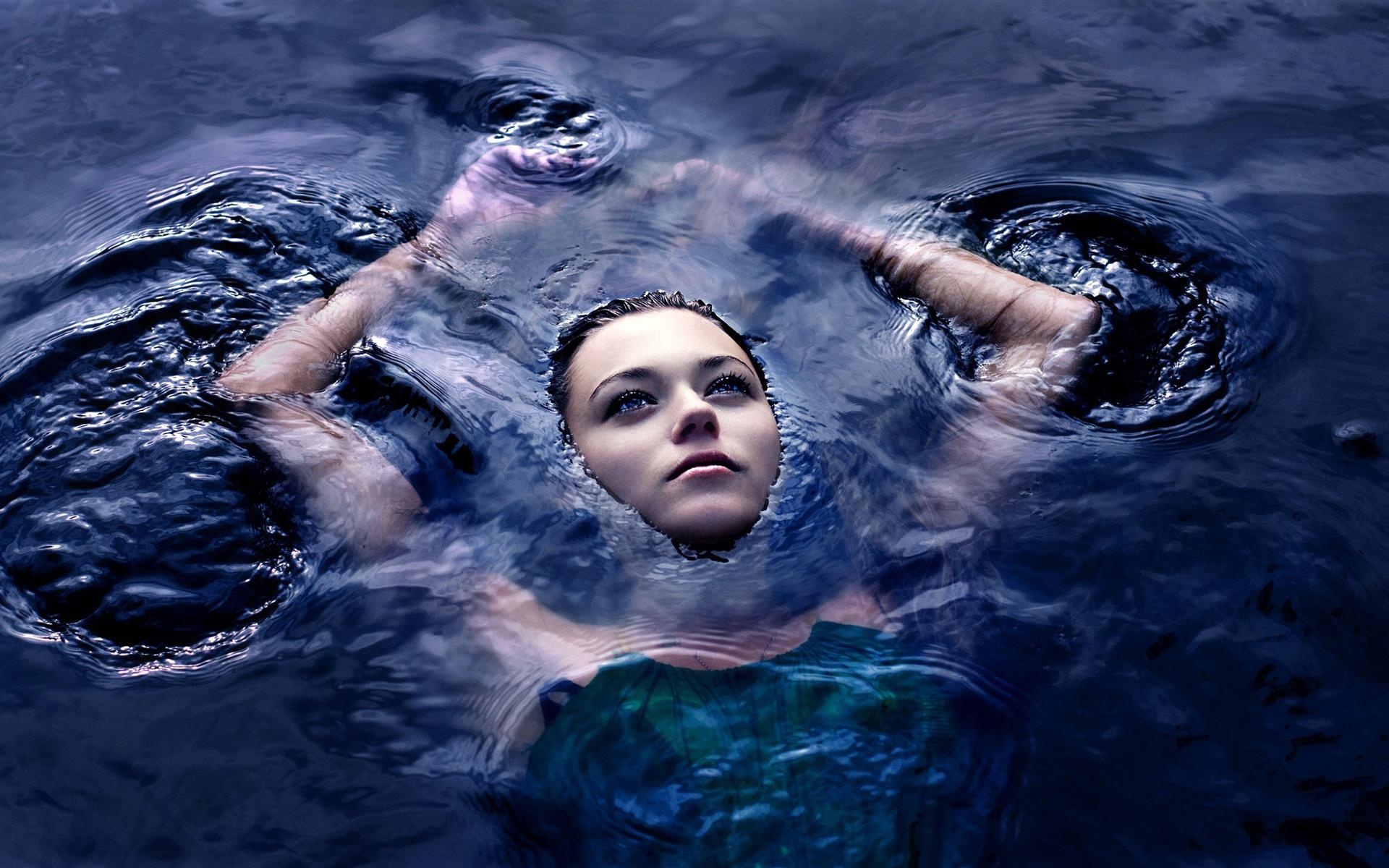 имеет картинки вода глазами человека всей
