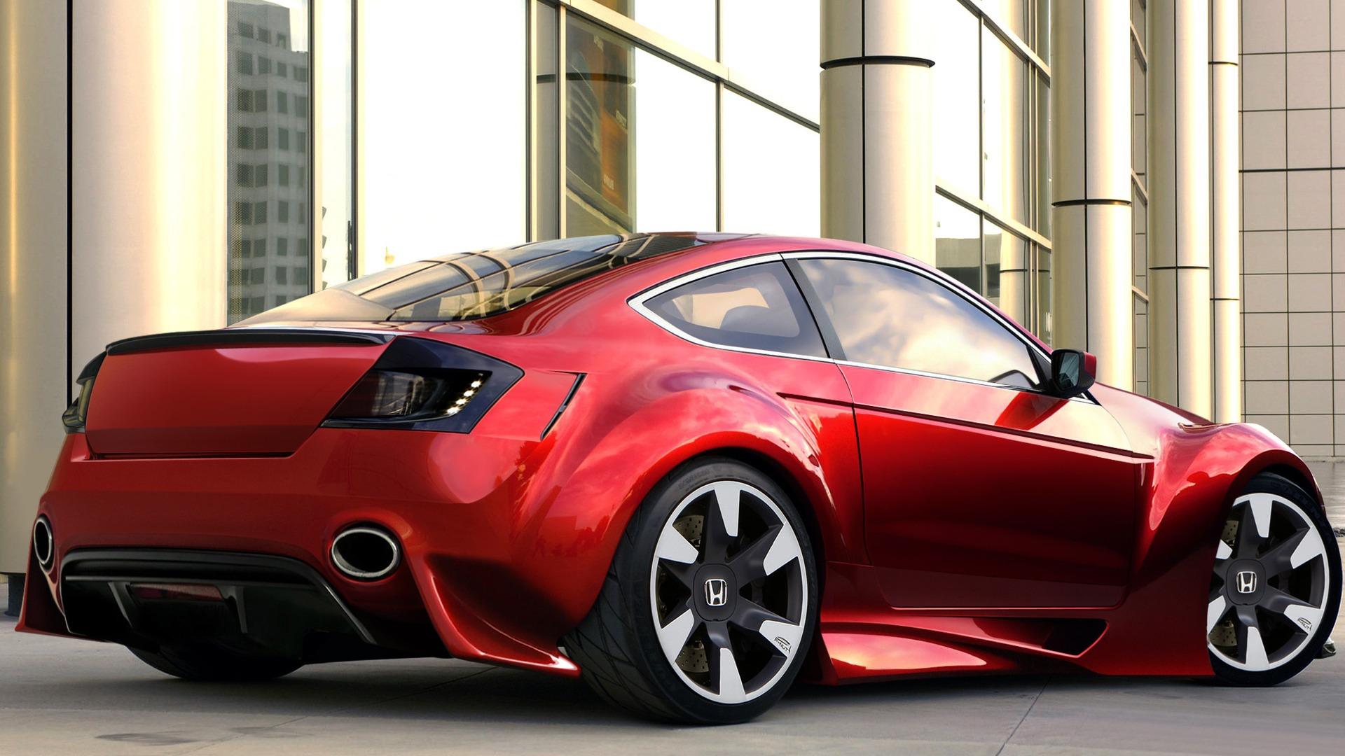 Honda red скачать