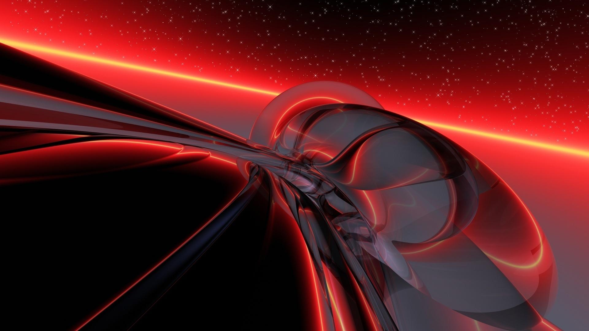 графика абстракция линии красные  № 3664336 бесплатно