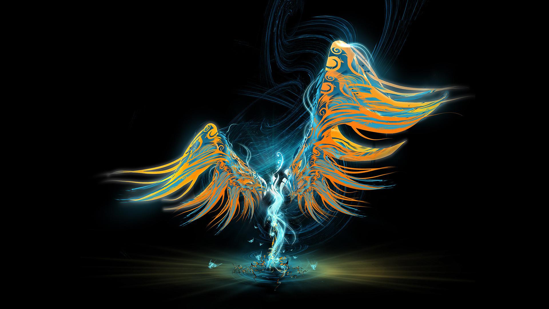 Прозрачные крылья анонимно