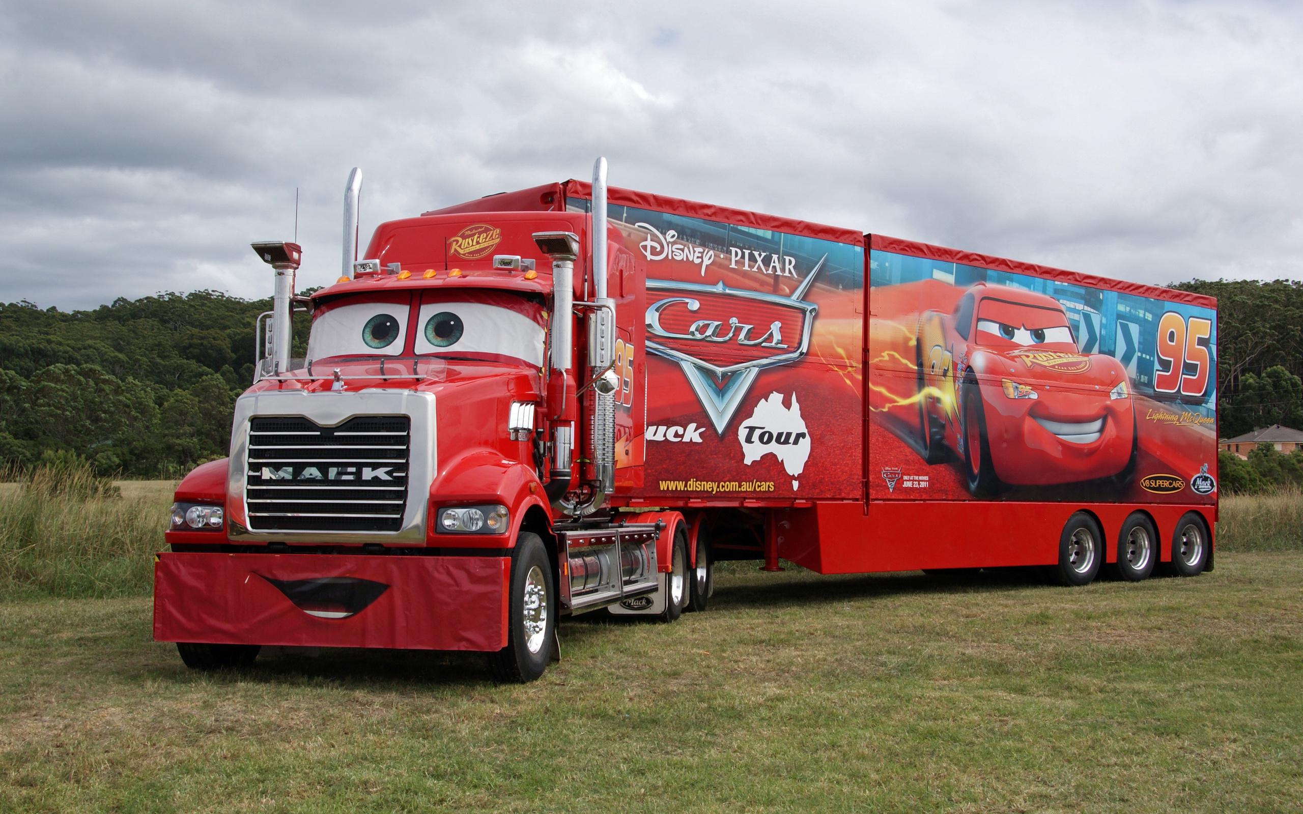 картинки про грузовые машины одном