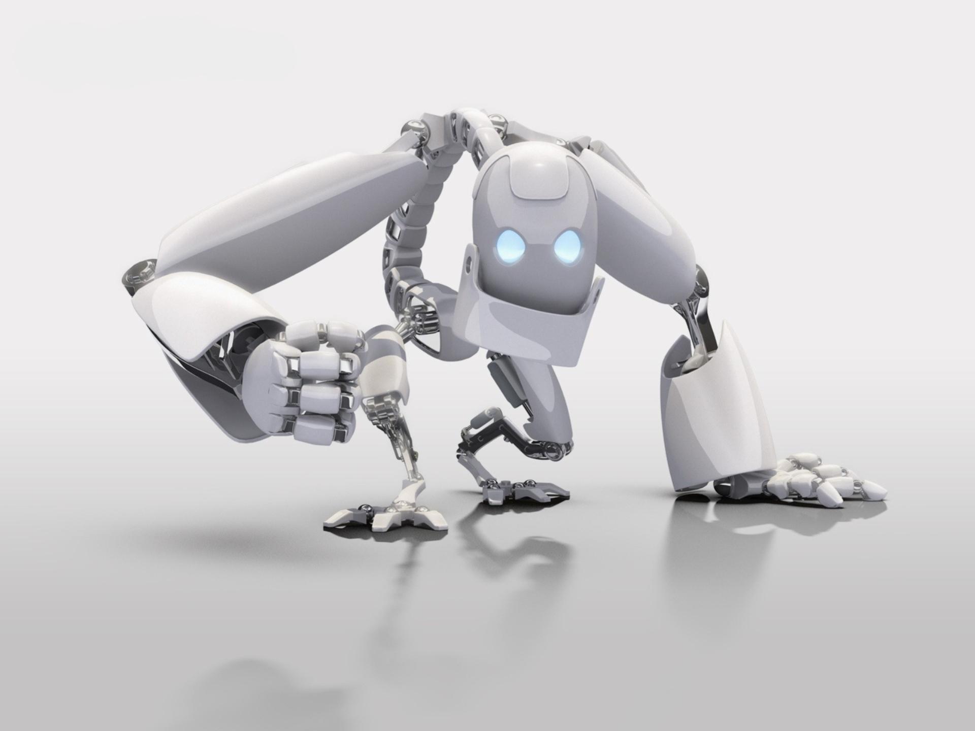 Машина робот графика  № 1642083  скачать