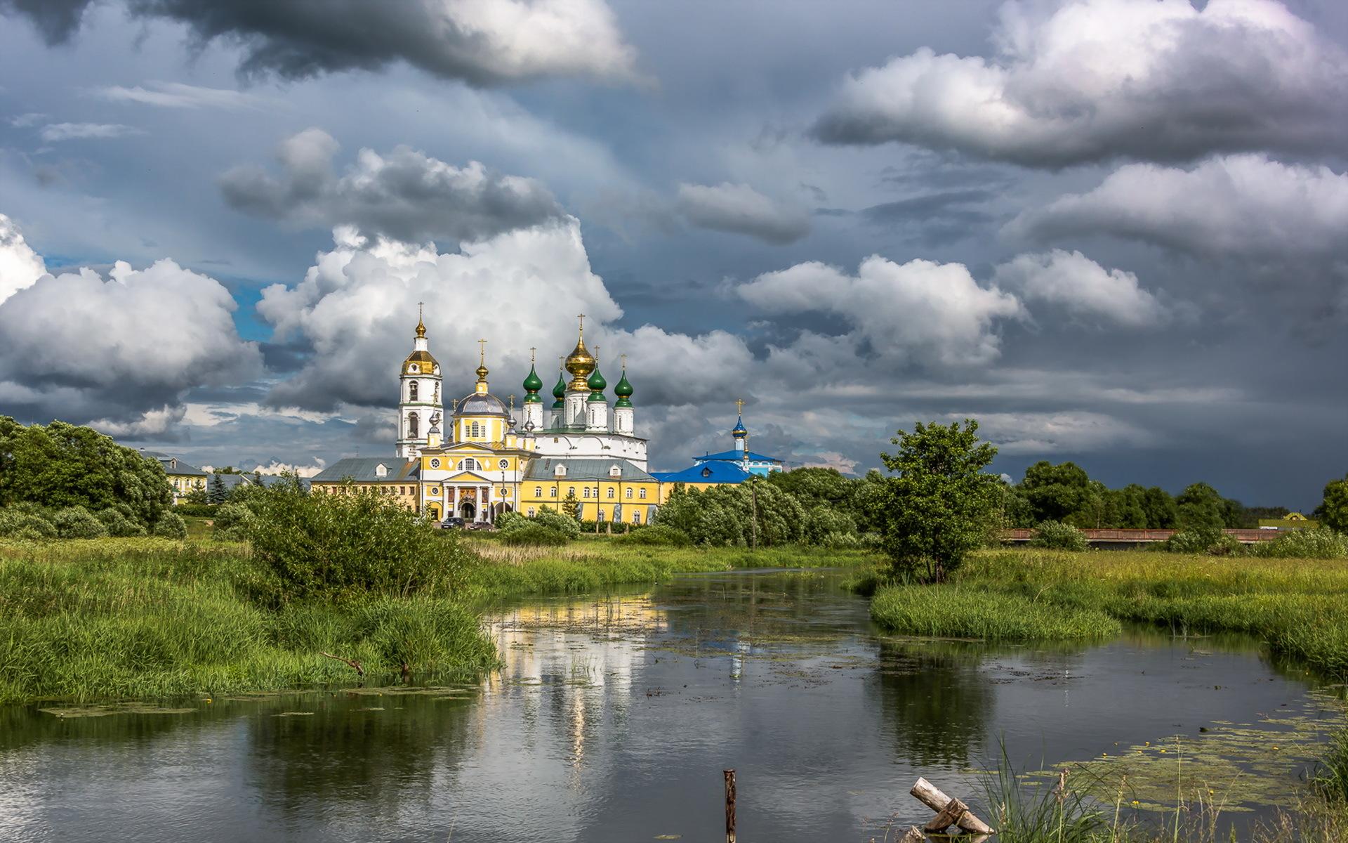 Для учителя, картинки монастыри россии