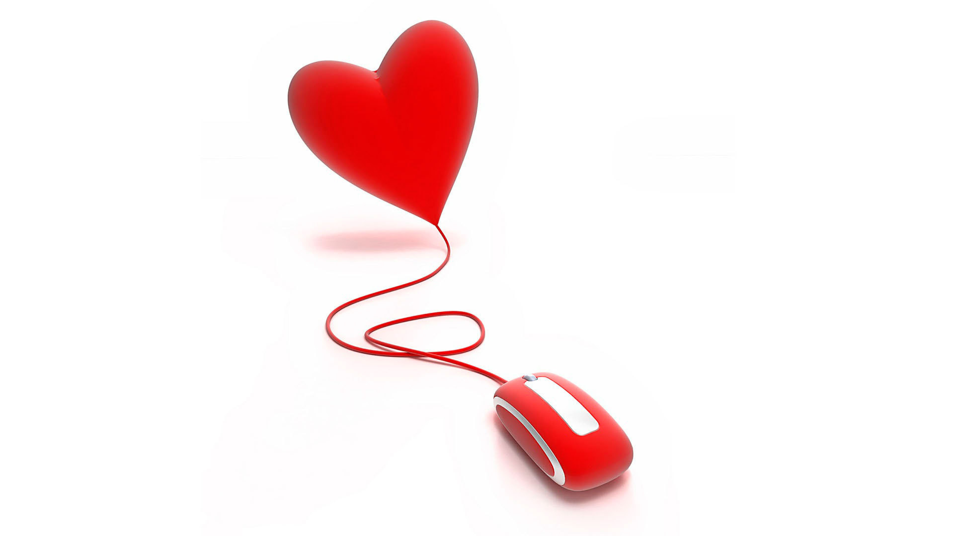 любовь сердца белые красные графика бесплатно