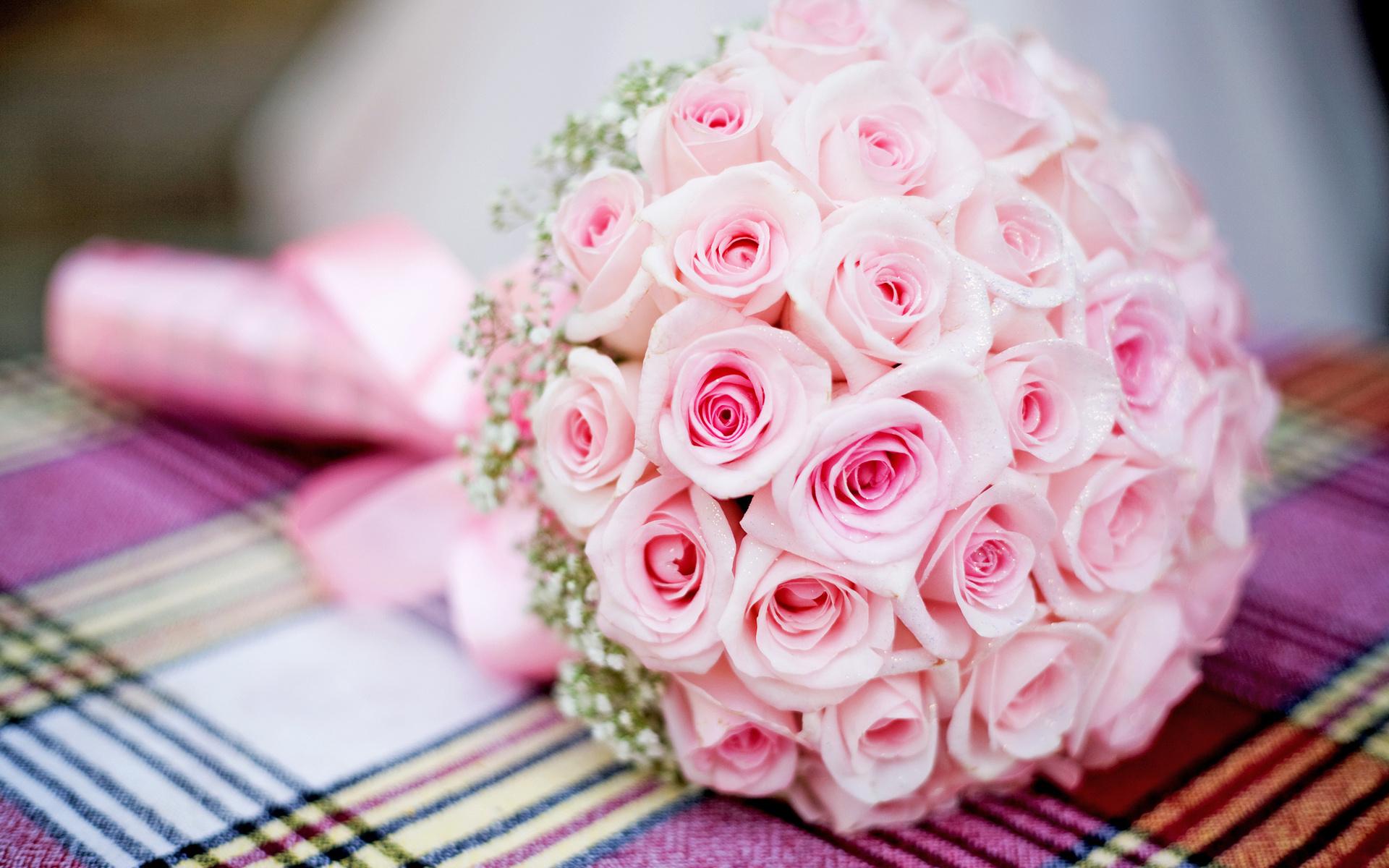 Поздравления со свадьбой в букете