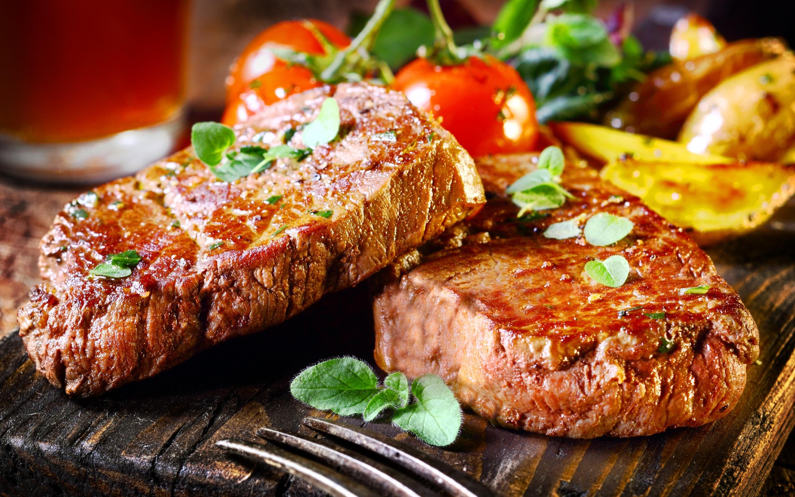 Самые красивые блюда из мяса