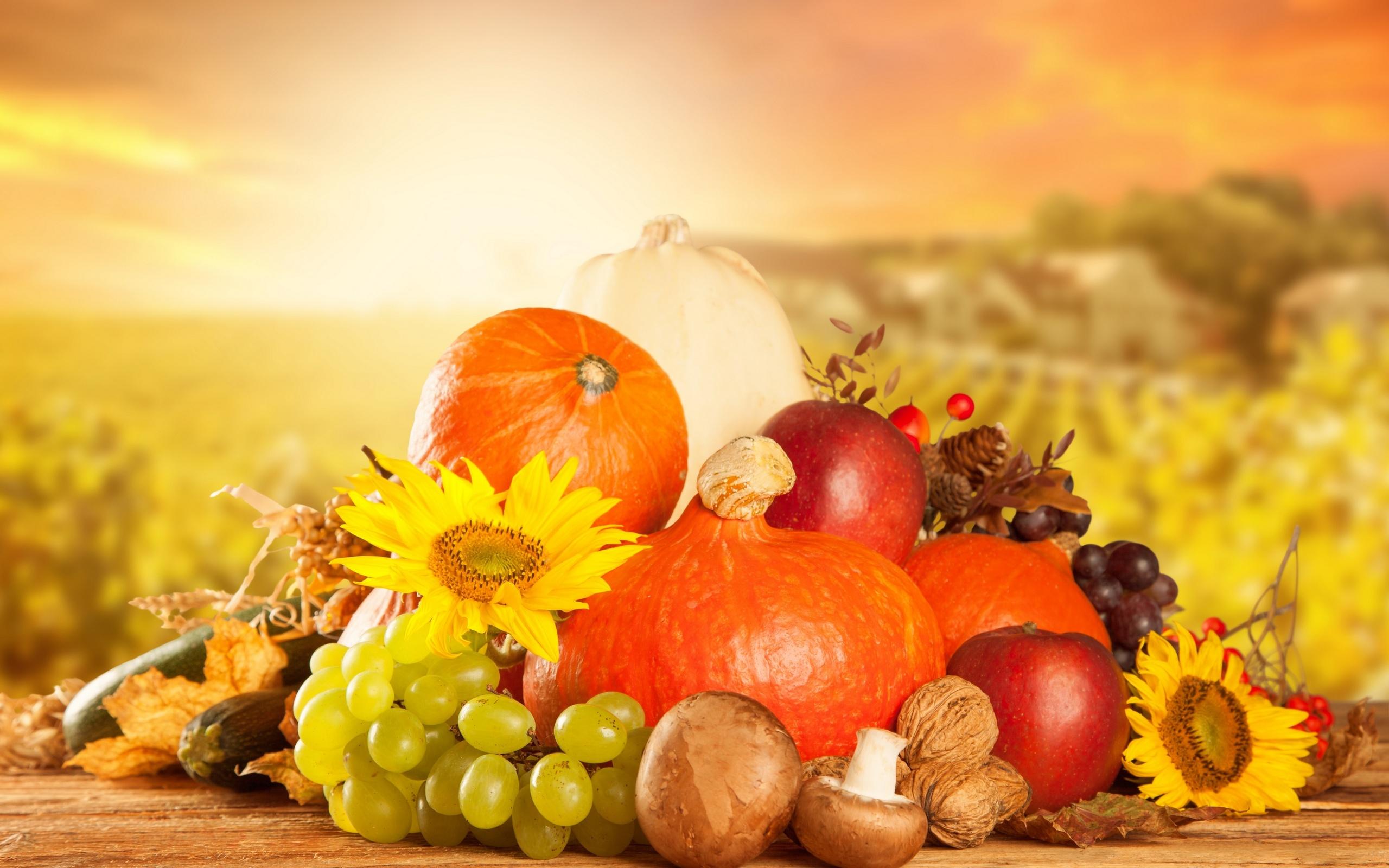 Осенние картинки урожай