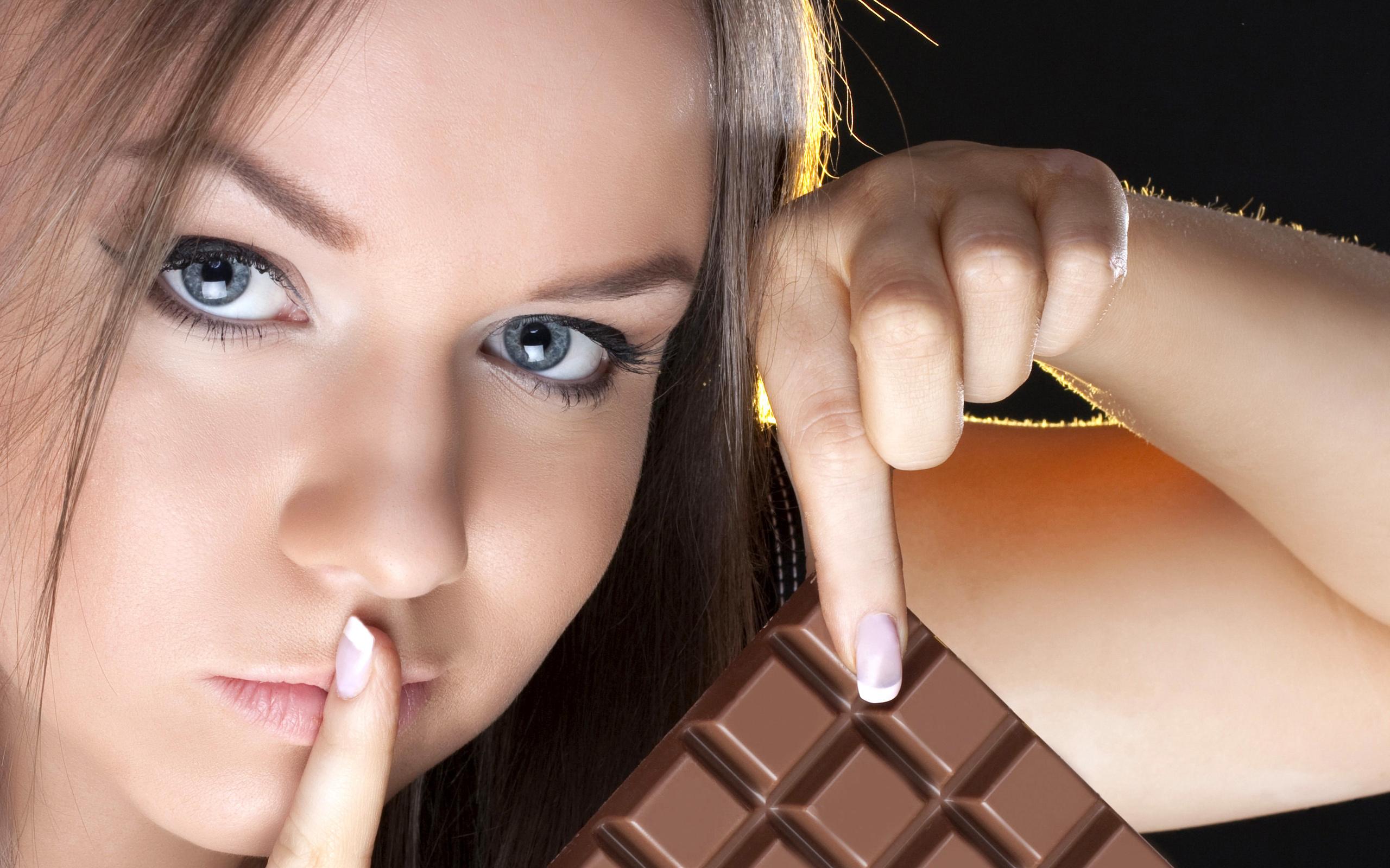 Chocolate pussy