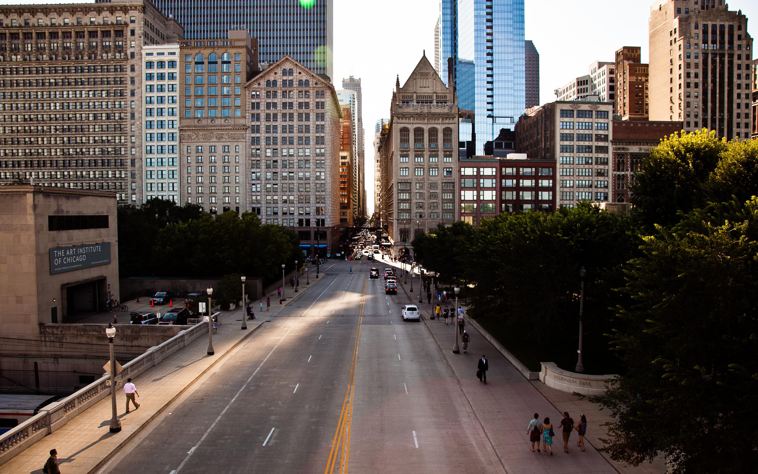 Обои небоскребы, чикаго, america, америка, chicago, здания. Города foto 18