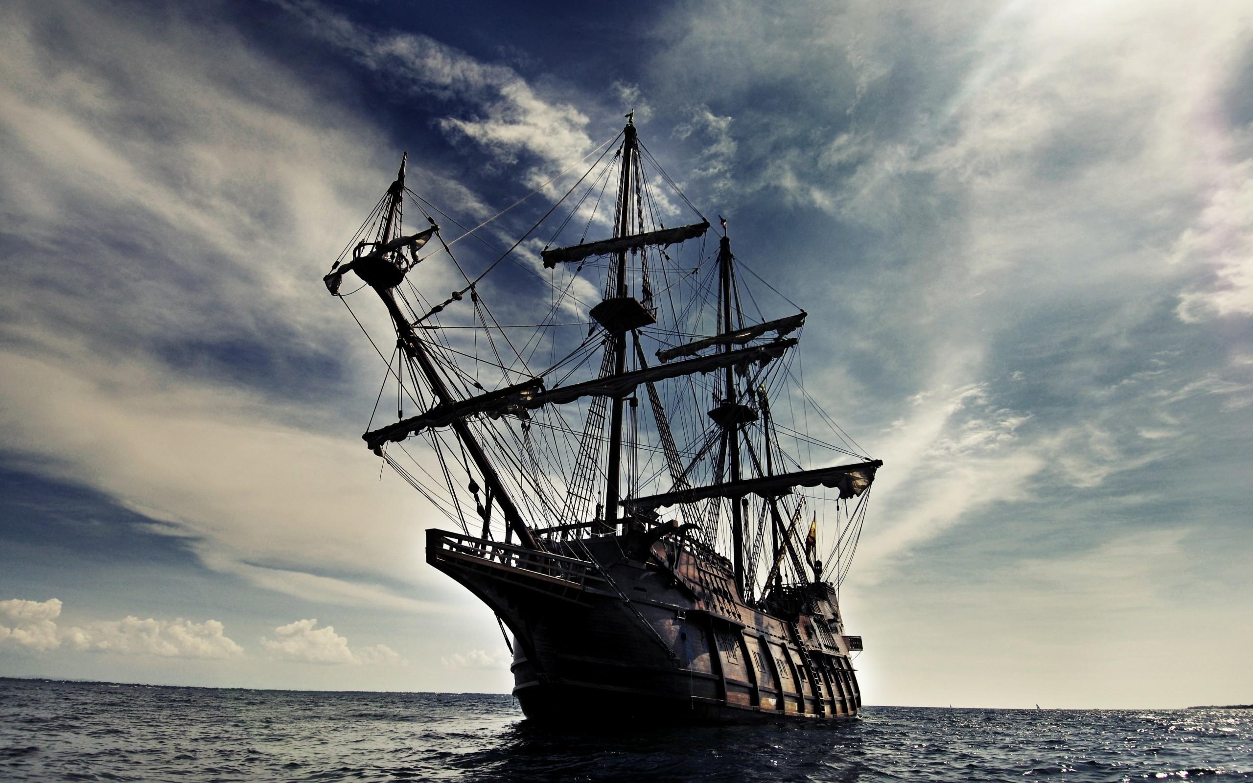 Картинка корабль музыки