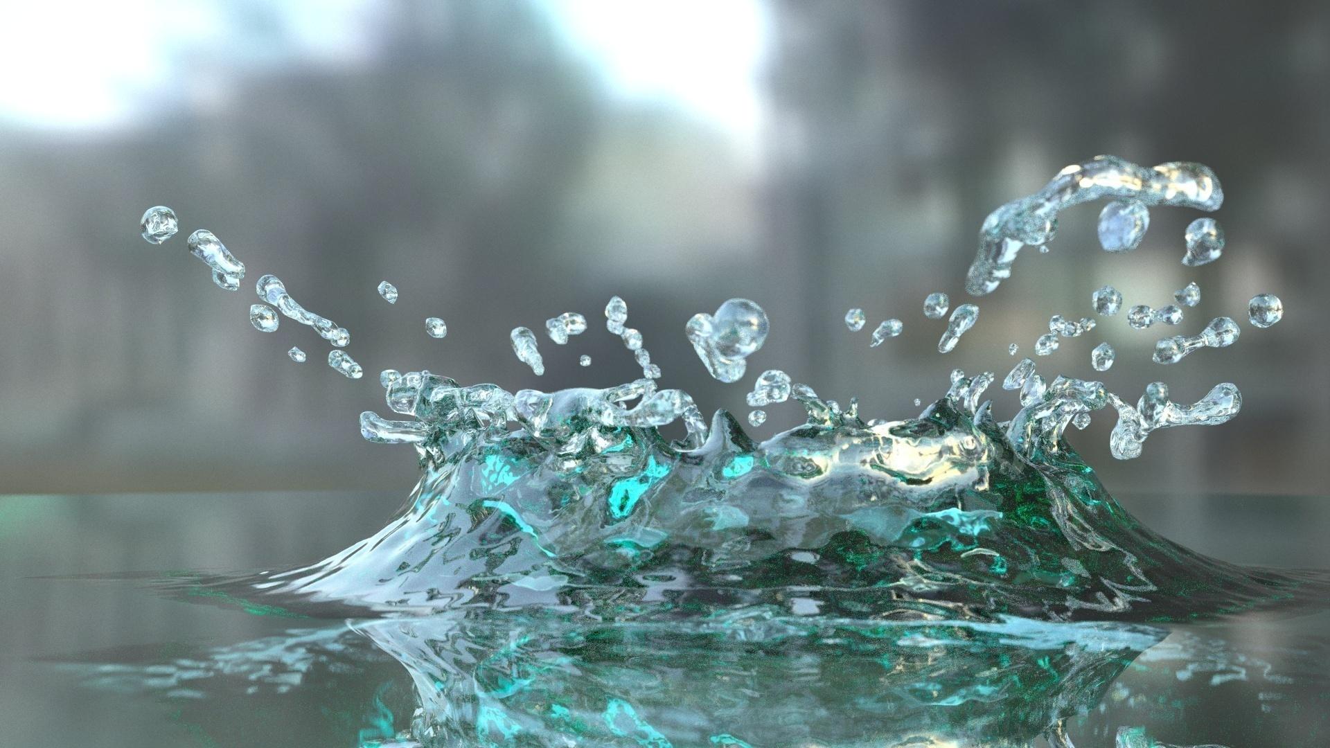 капля вода подборки