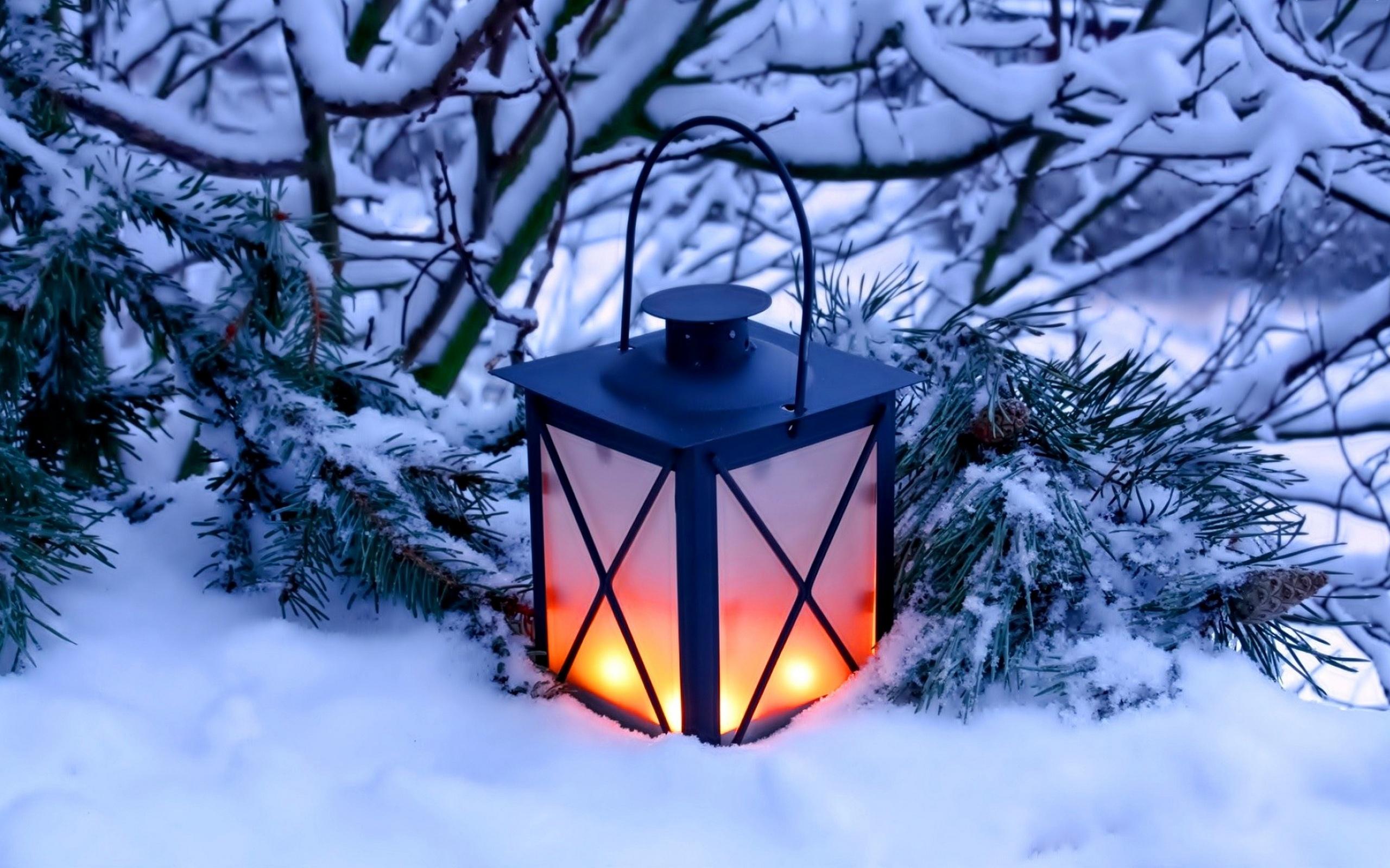 благоустроена, снег на фонарях картинки момент