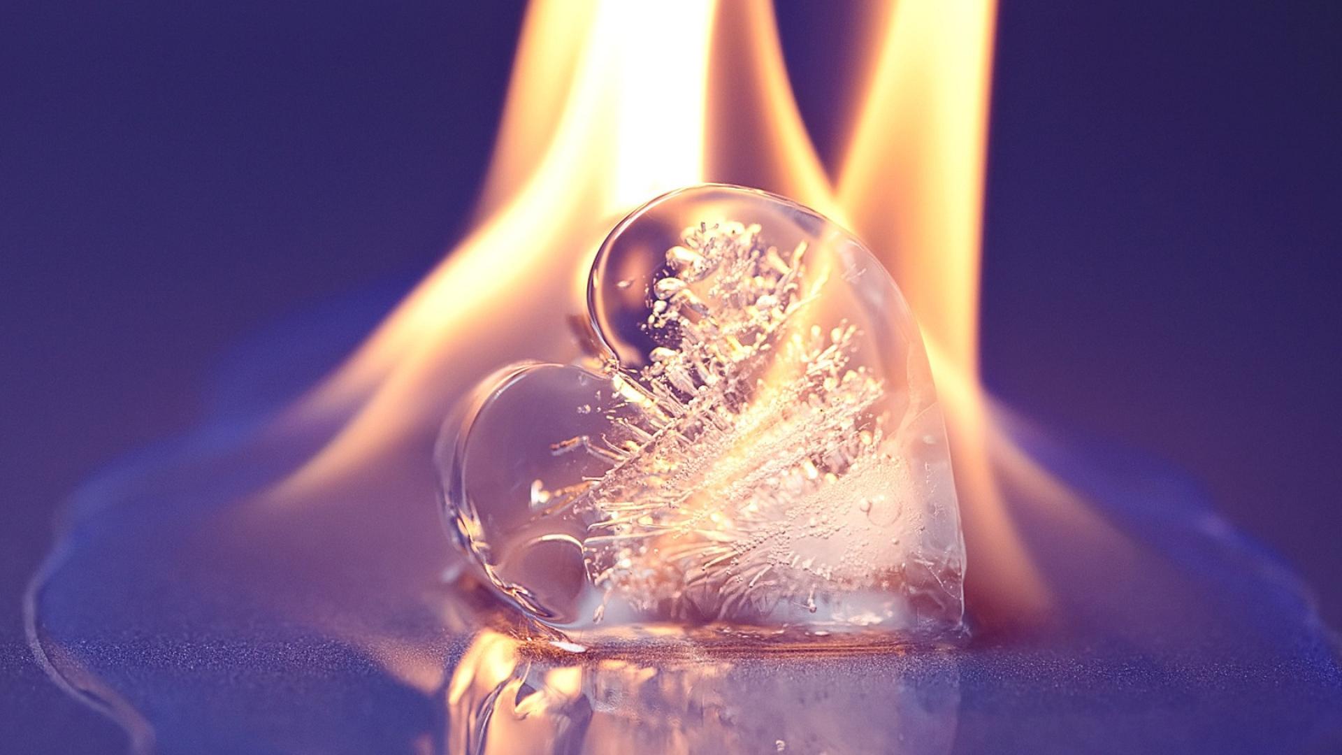 Два ледяных сердца  № 3490326  скачать