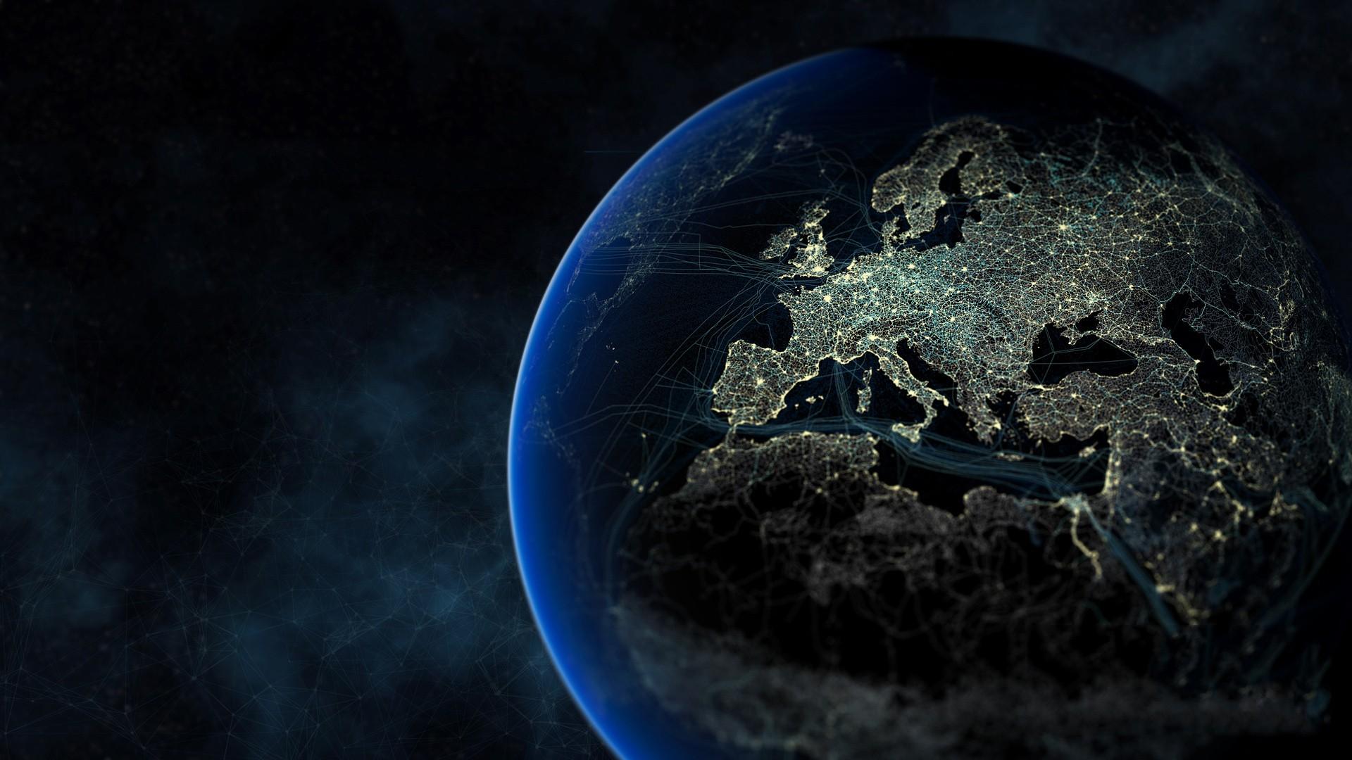 Обои планета земля planet earth картинки на рабочий стол на тему Космос — скачать смотреть