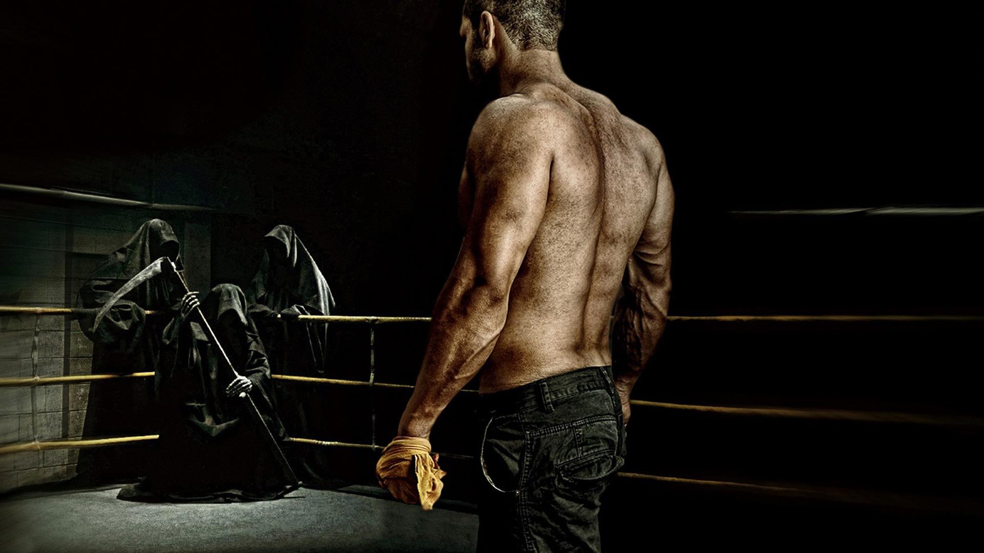 Картинки с боксом на черном фоне, красивыми