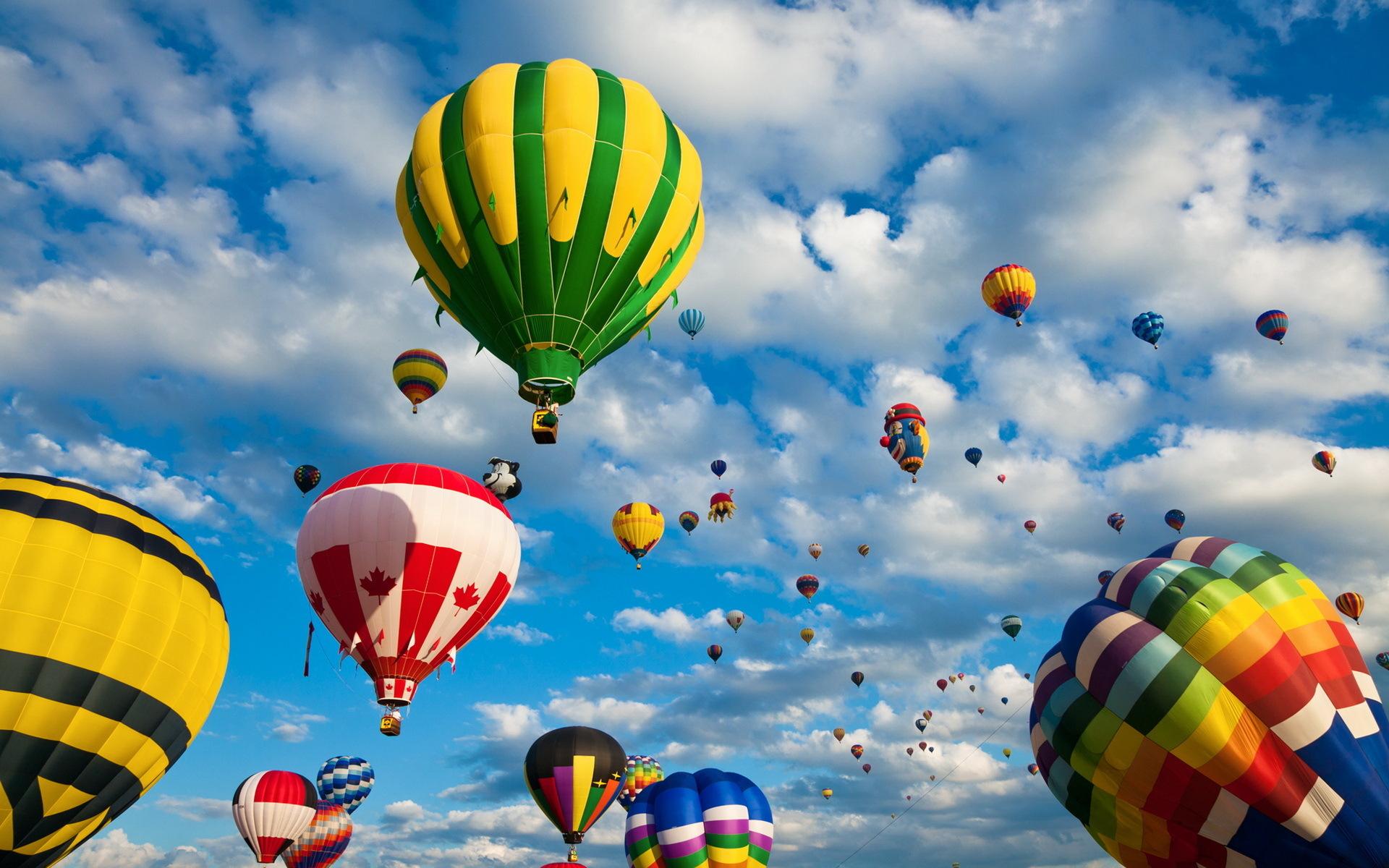 что нас картинки с воздушными шарами в небе укусило насекомое область