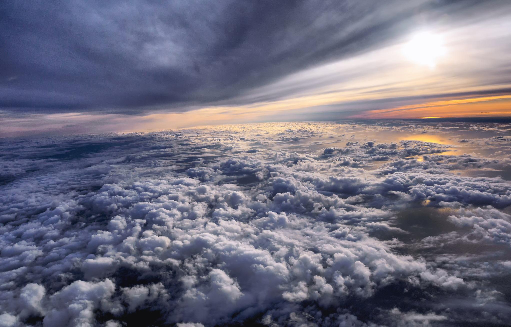 Небеса картинки фото, утра