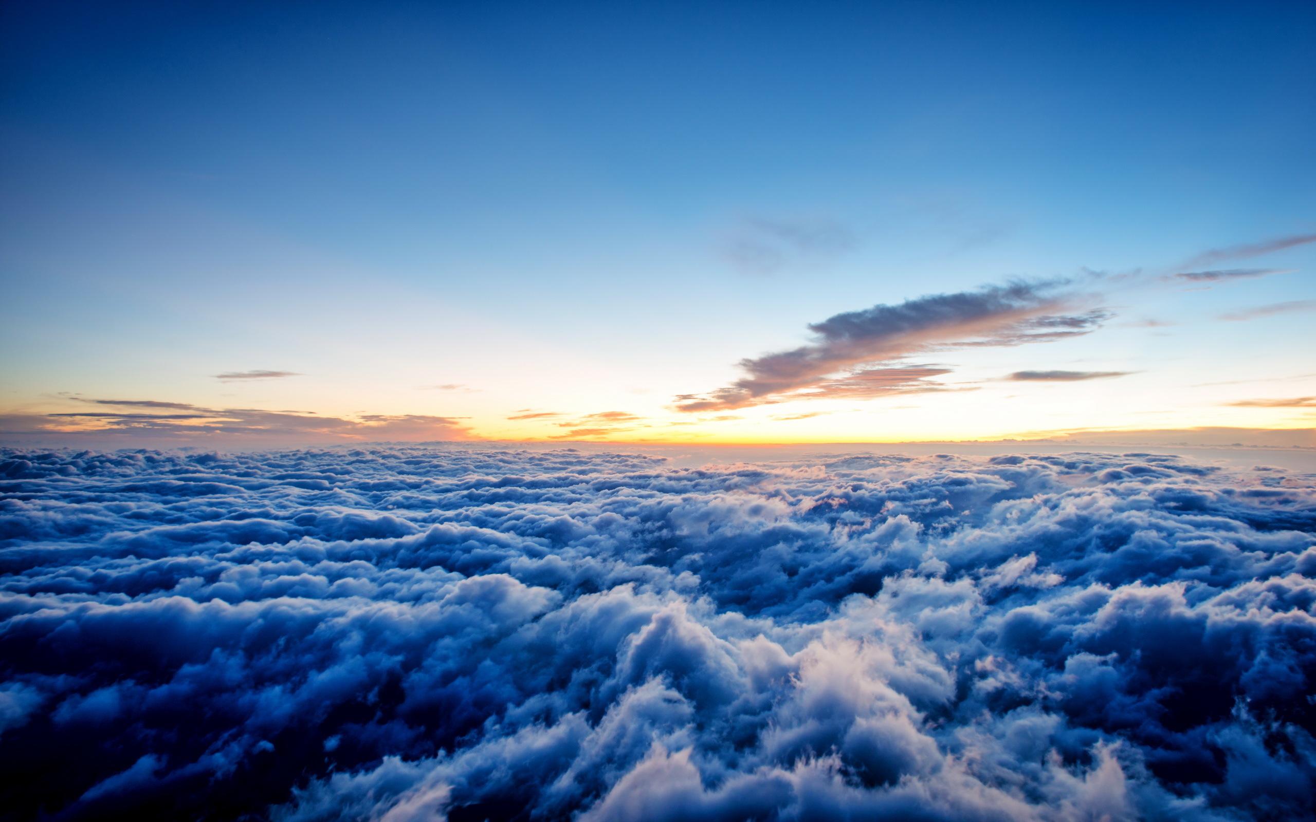 небо облака фото высокого разрешения