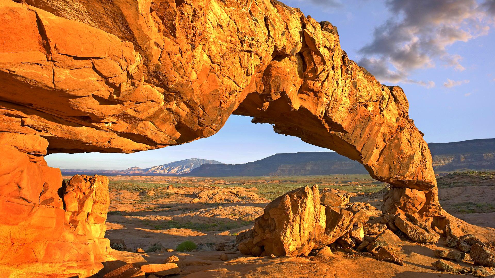 каньон арка небо  № 888986 загрузить