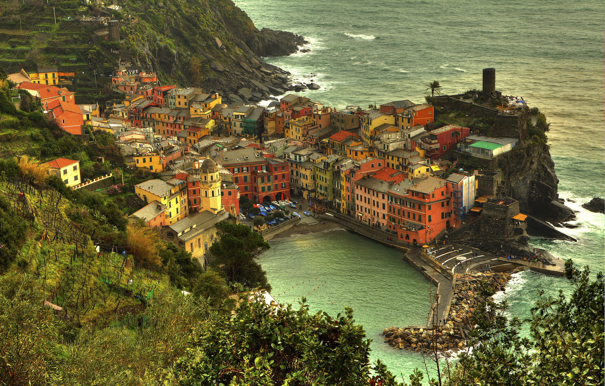 Италия.Страна известная как мировая