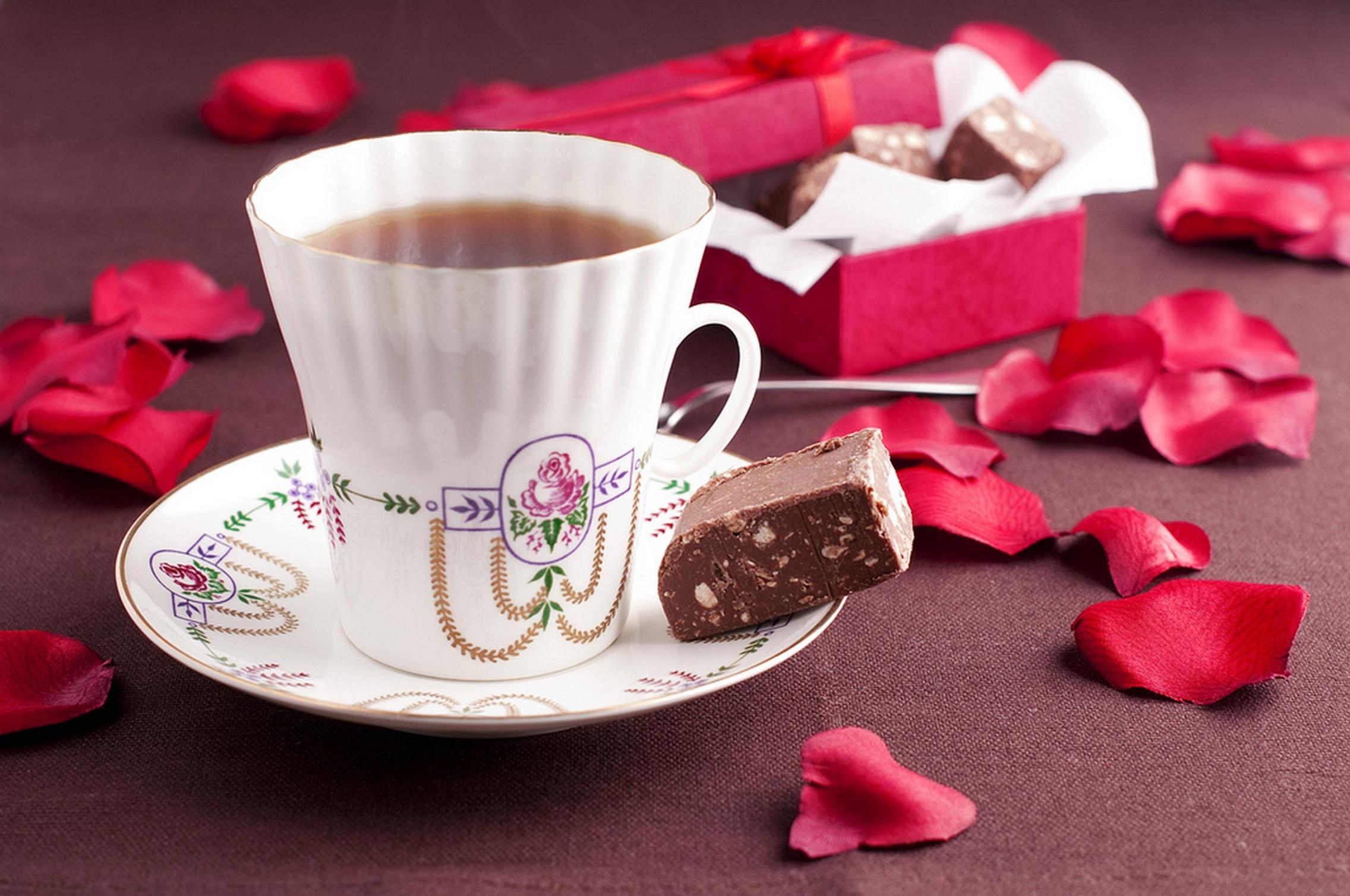 Картинки про, кофе с конфетами открытки