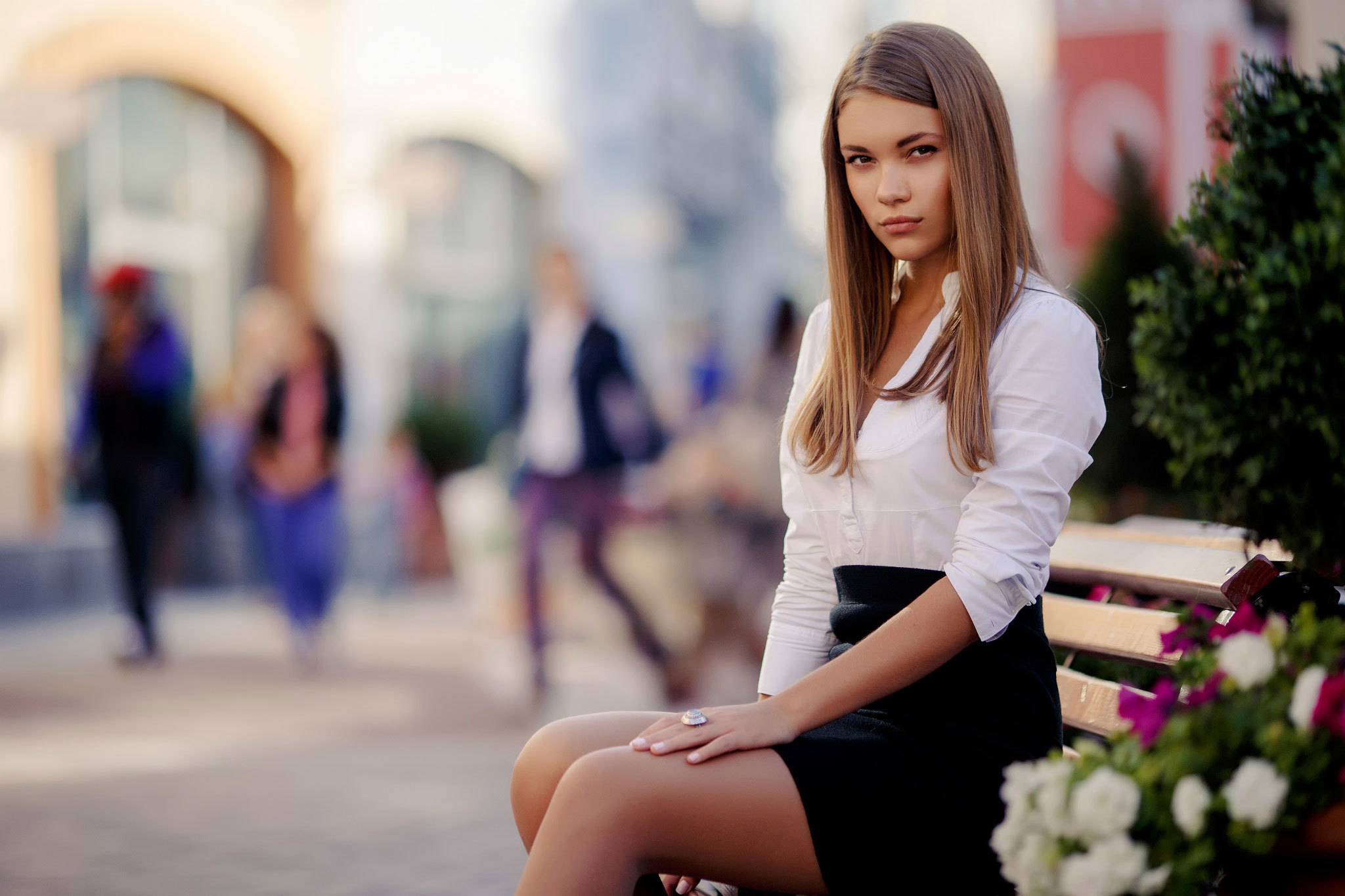 Приличная девушка картинки