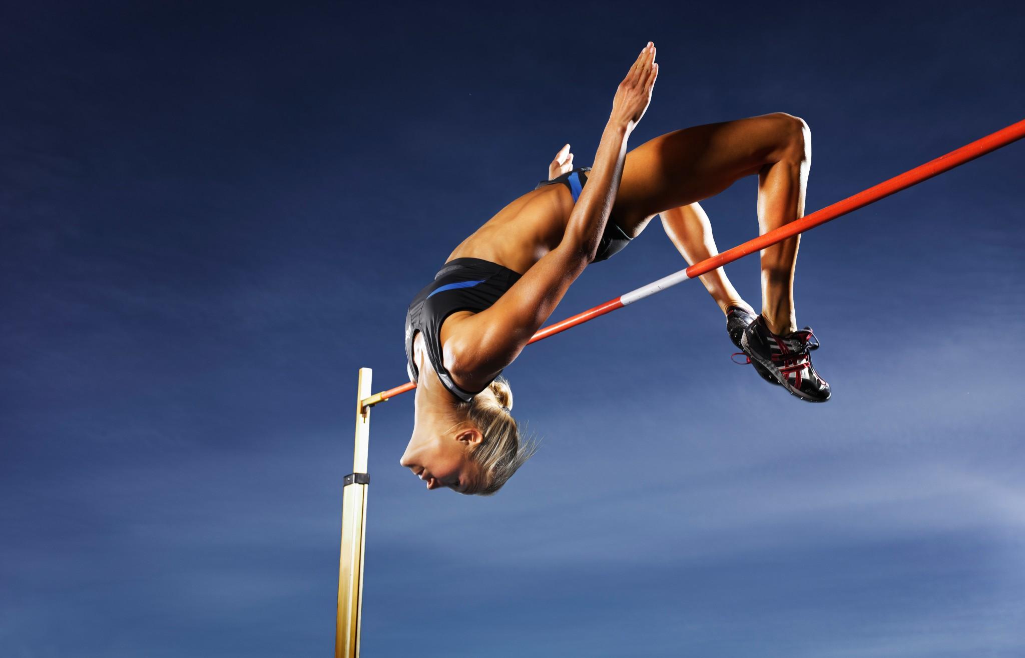 помогут фото прыжки в высоту красивые прошла многочисленные