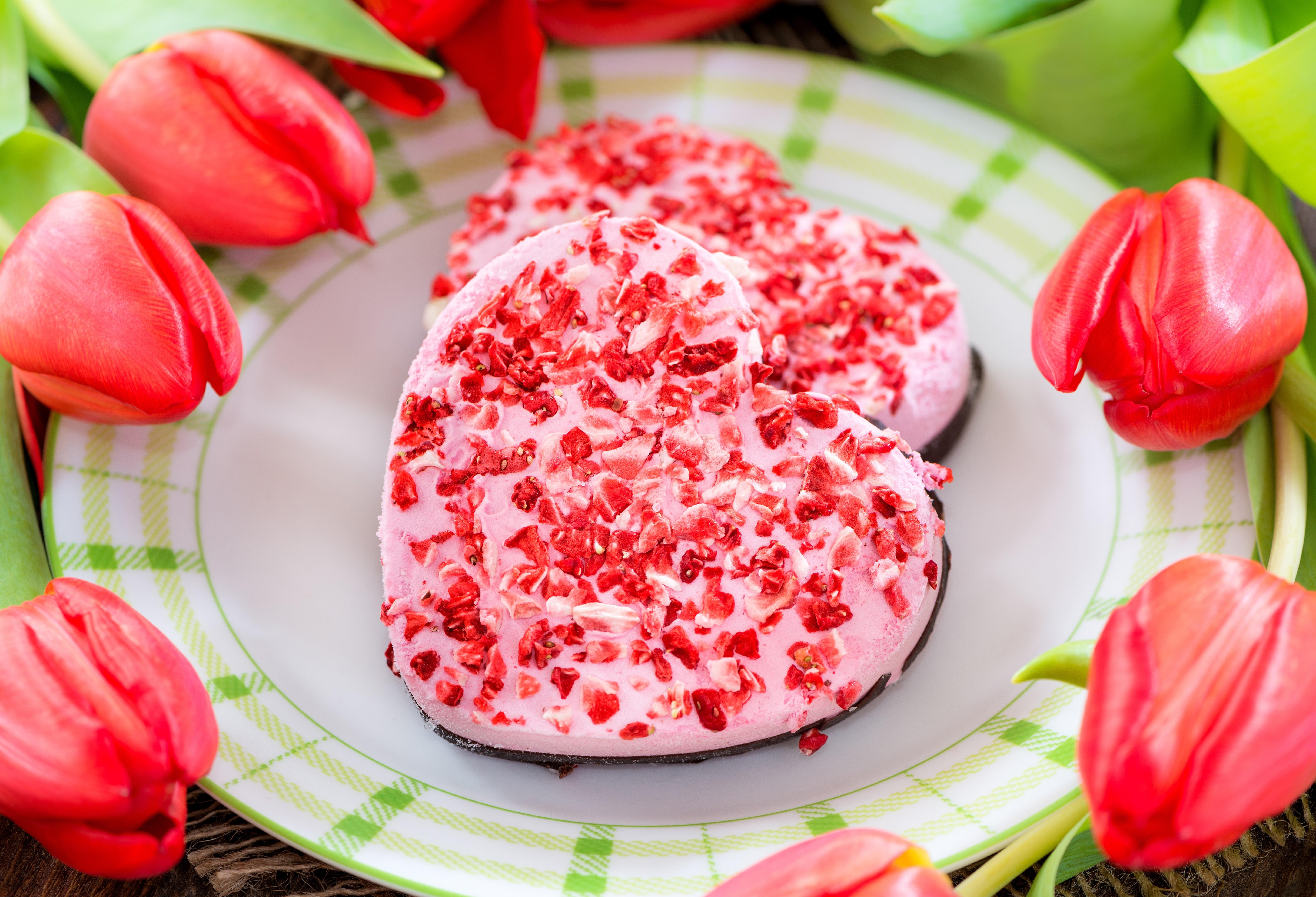 Тюльпаны картинки сердце